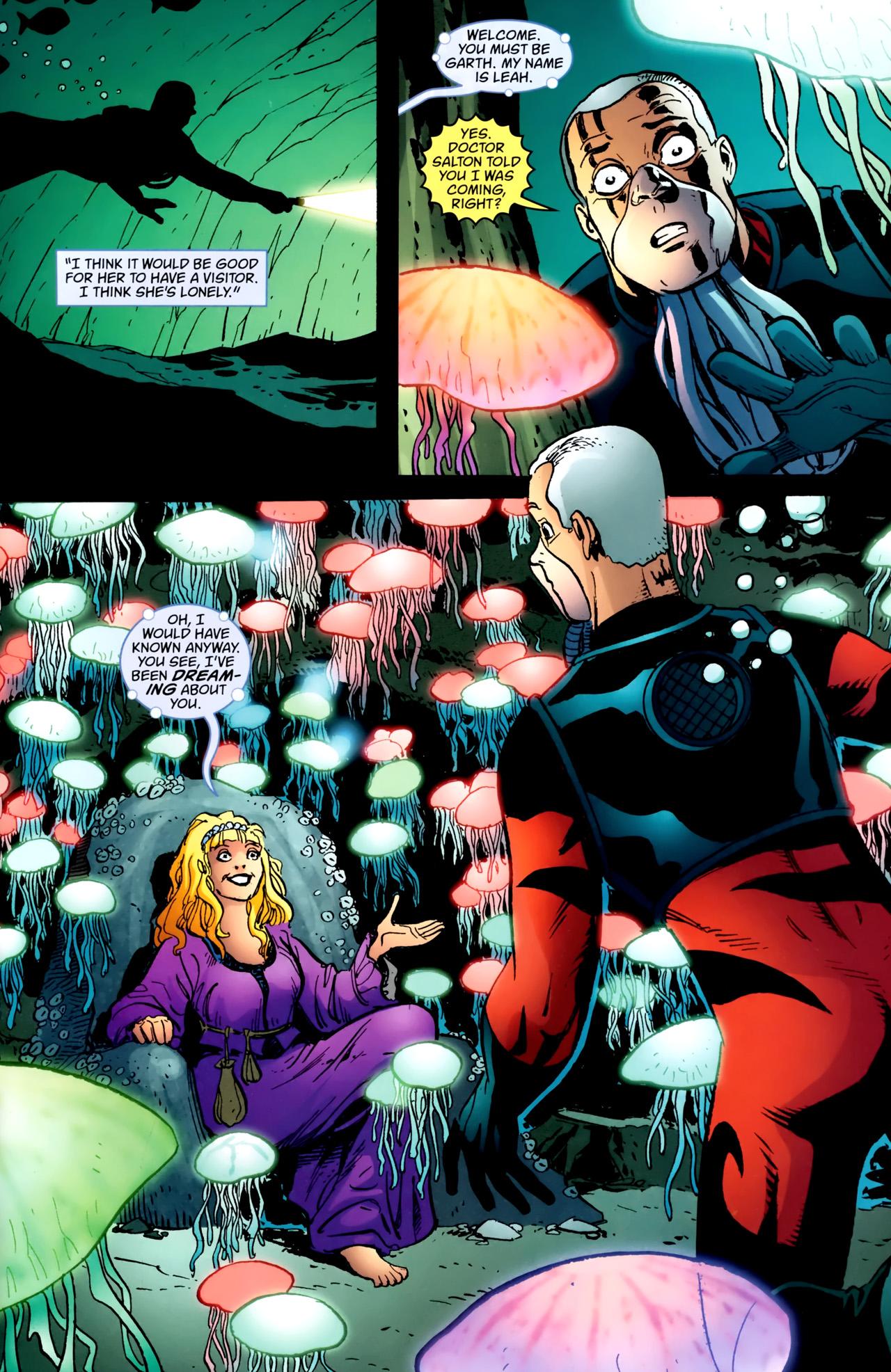 Read online Aquaman: Sword of Atlantis comic -  Issue #54 - 22