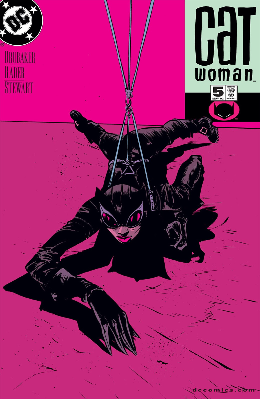 Catwoman (2002) Issue #5 #5 - English 1
