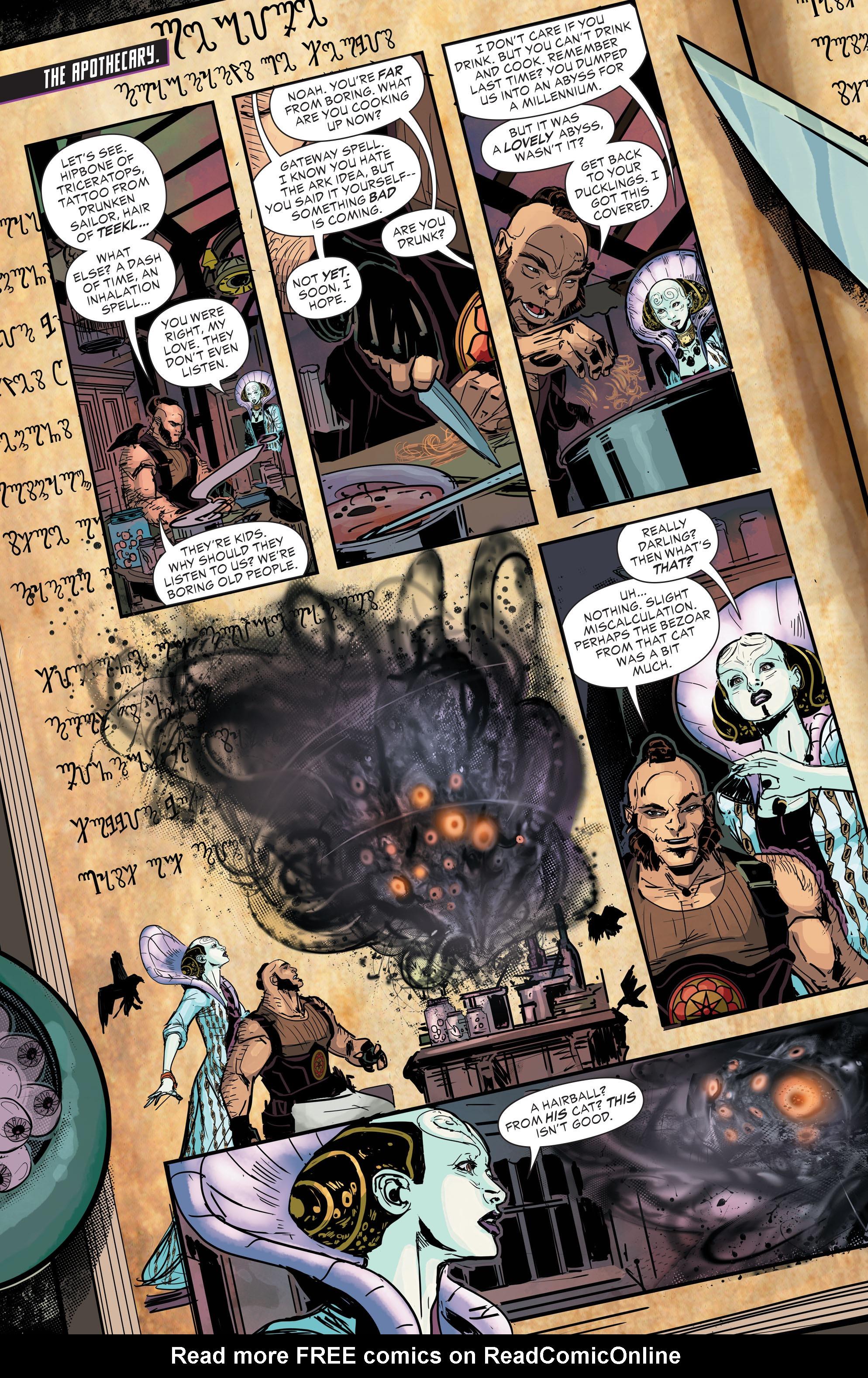 Read online Klarion comic -  Issue #2 - 9