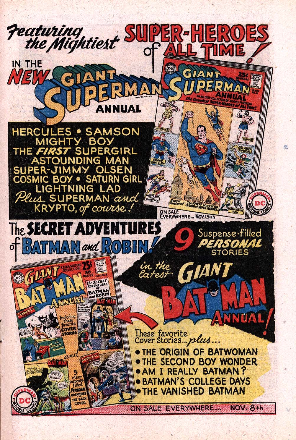 Read online Action Comics (1938) comic -  Issue #296 - 17