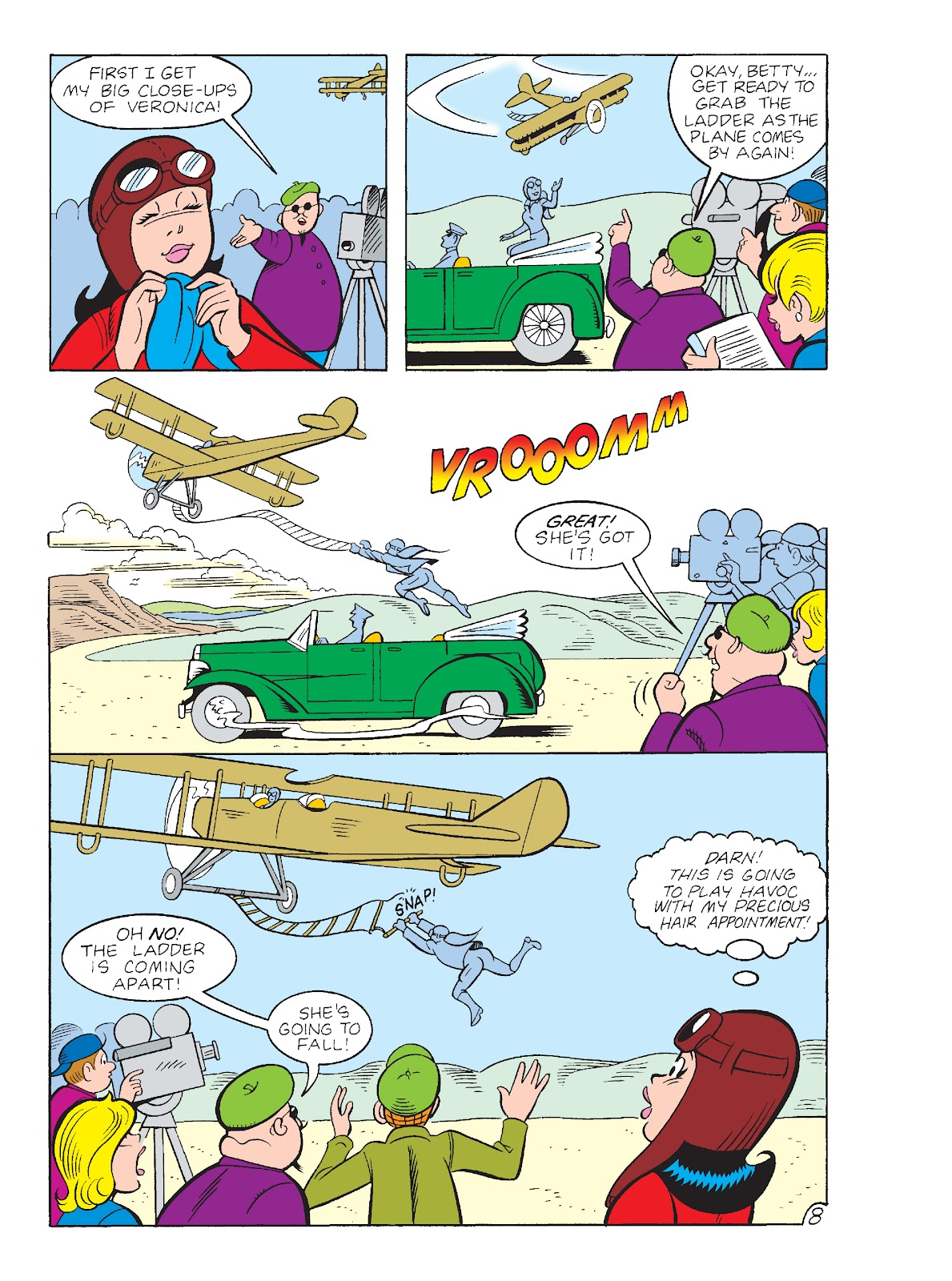Betty and Veronica Double Digest issue 290 - Page 96