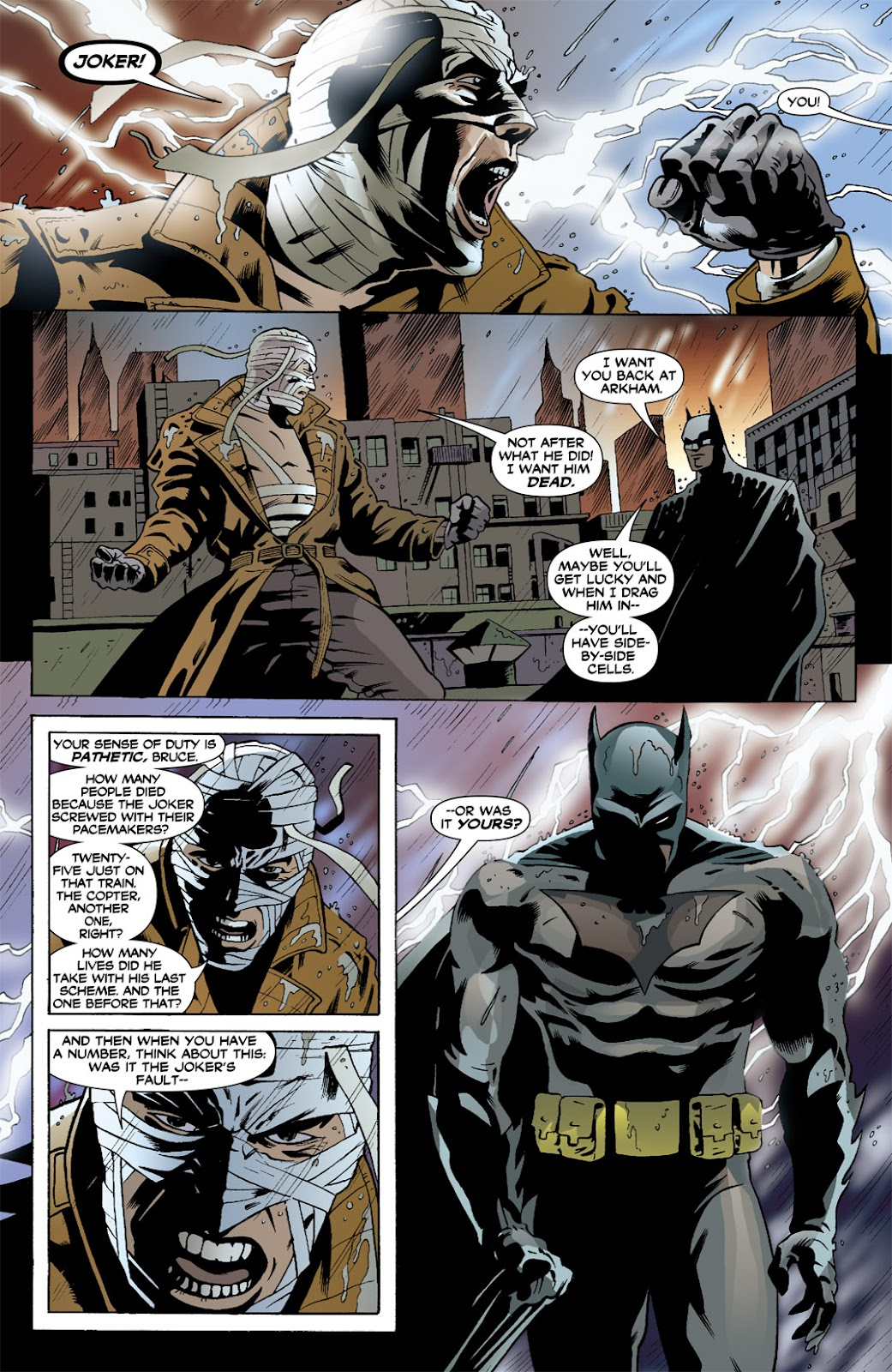 Batman: Gotham Knights Issue #74 #74 - English 17