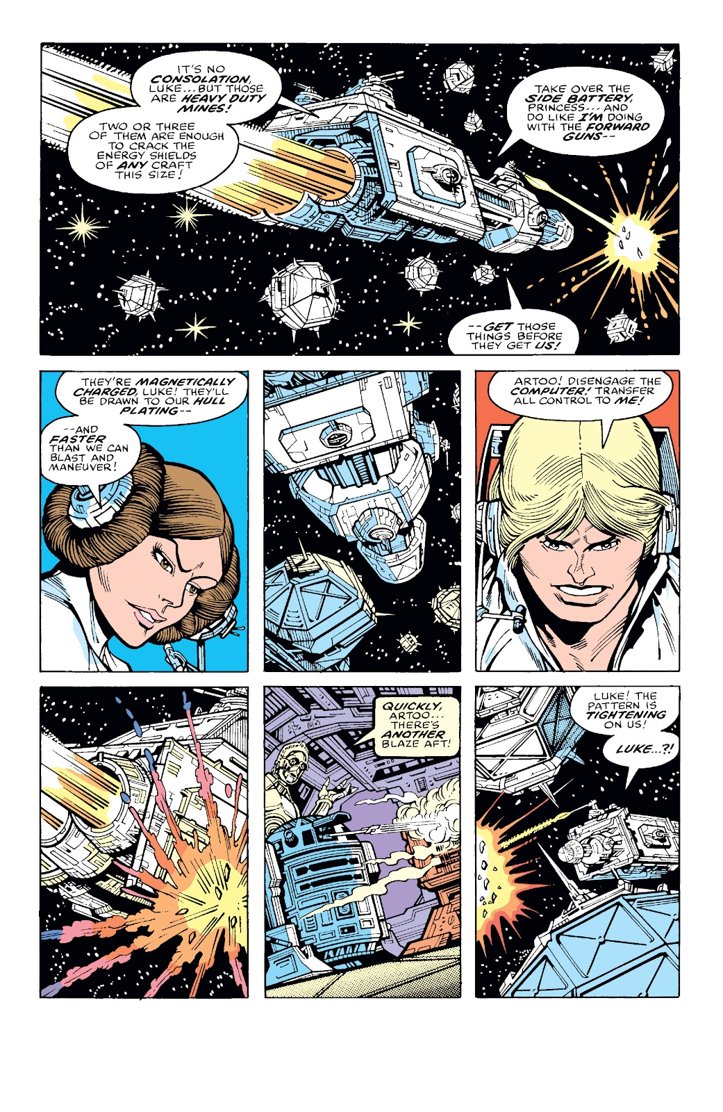 Read online Star Wars Legends: The Original Marvel Years - Epic Collection comic -  Issue # TPB 2 (Part 1) - 34