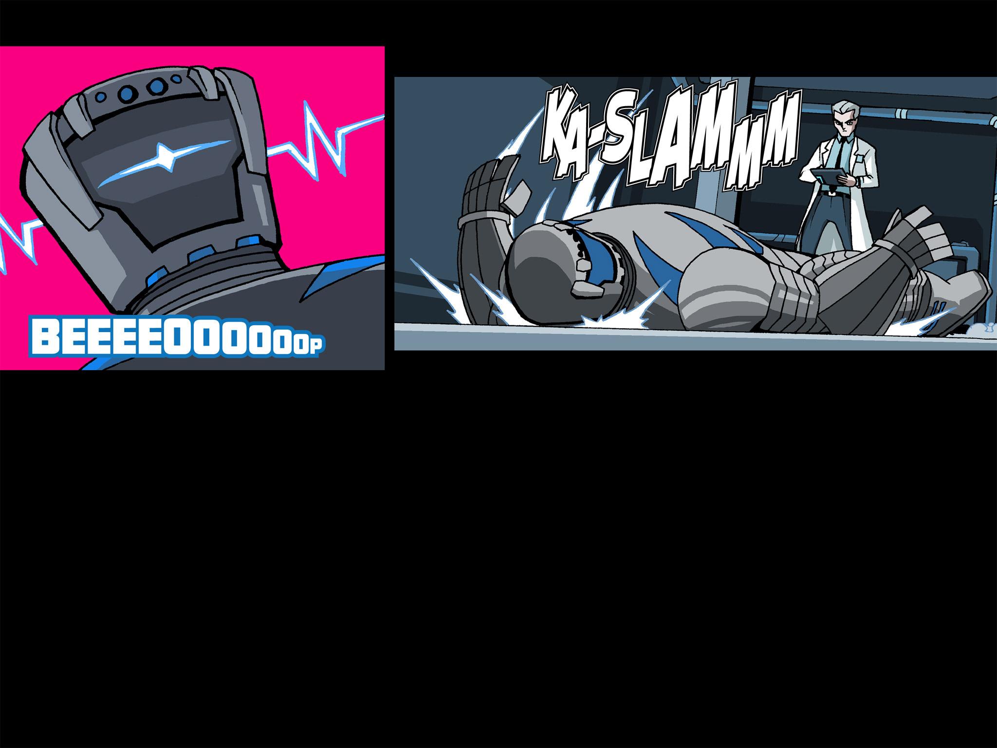 Read online Ultimate Spider-Man (Infinite Comics) (2015) comic -  Issue #4 - 35
