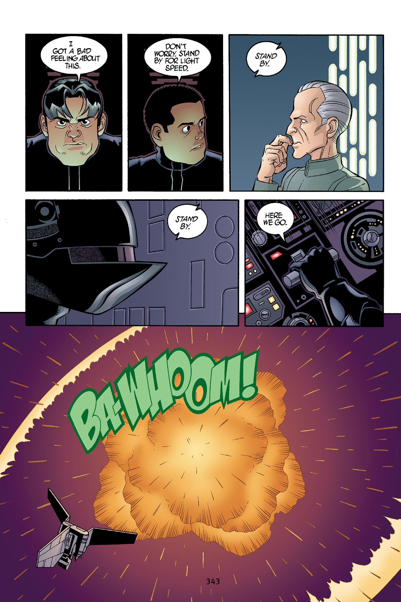 Read online Star Wars Omnibus comic -  Issue # Vol. 30 - 337