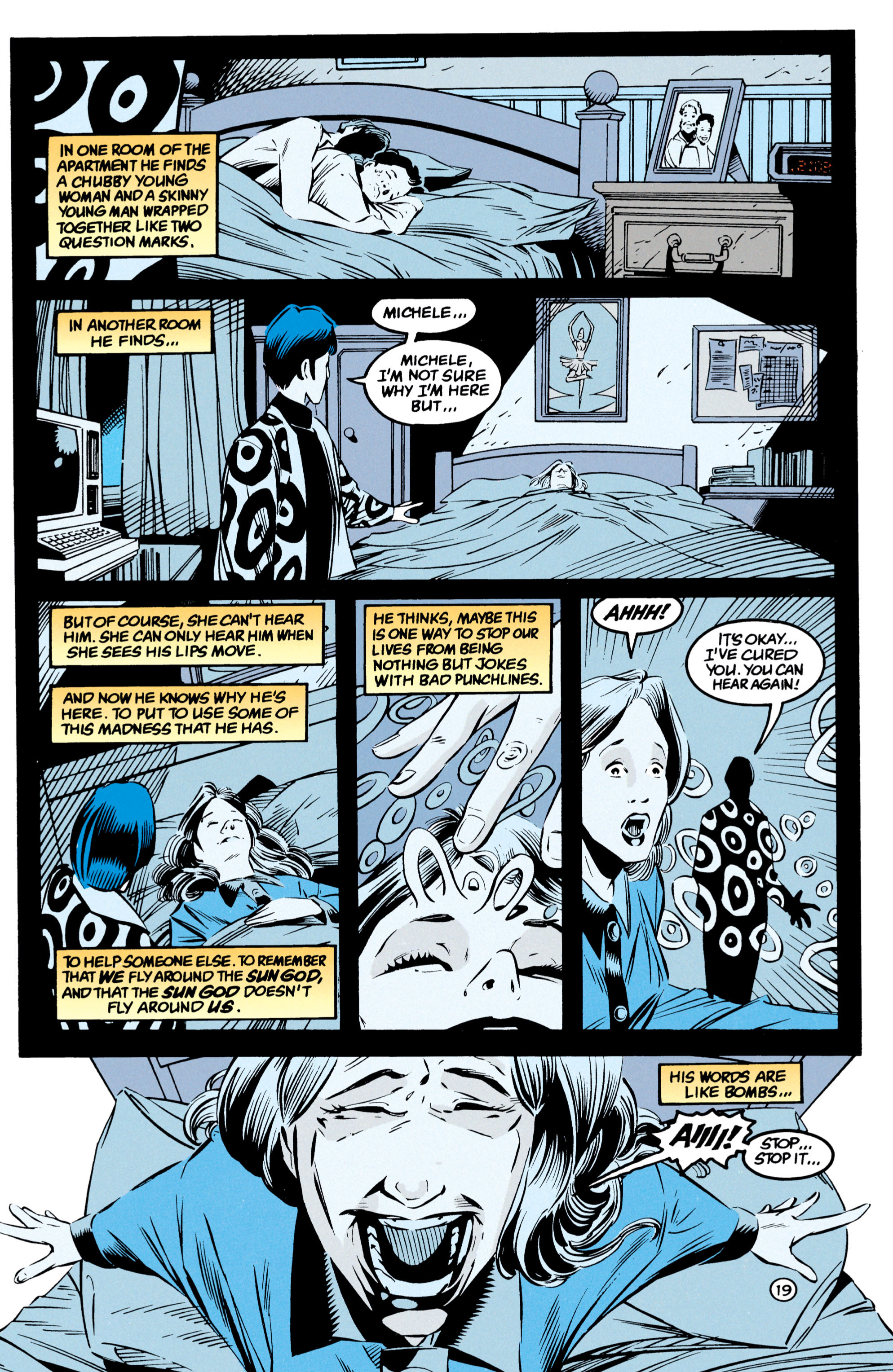 Read online Shade, the Changing Man comic -  Issue #54 - 20