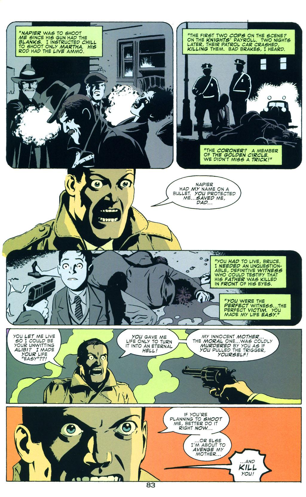 Read online Batman: Detective #27 comic -  Issue #27 TPB - 89