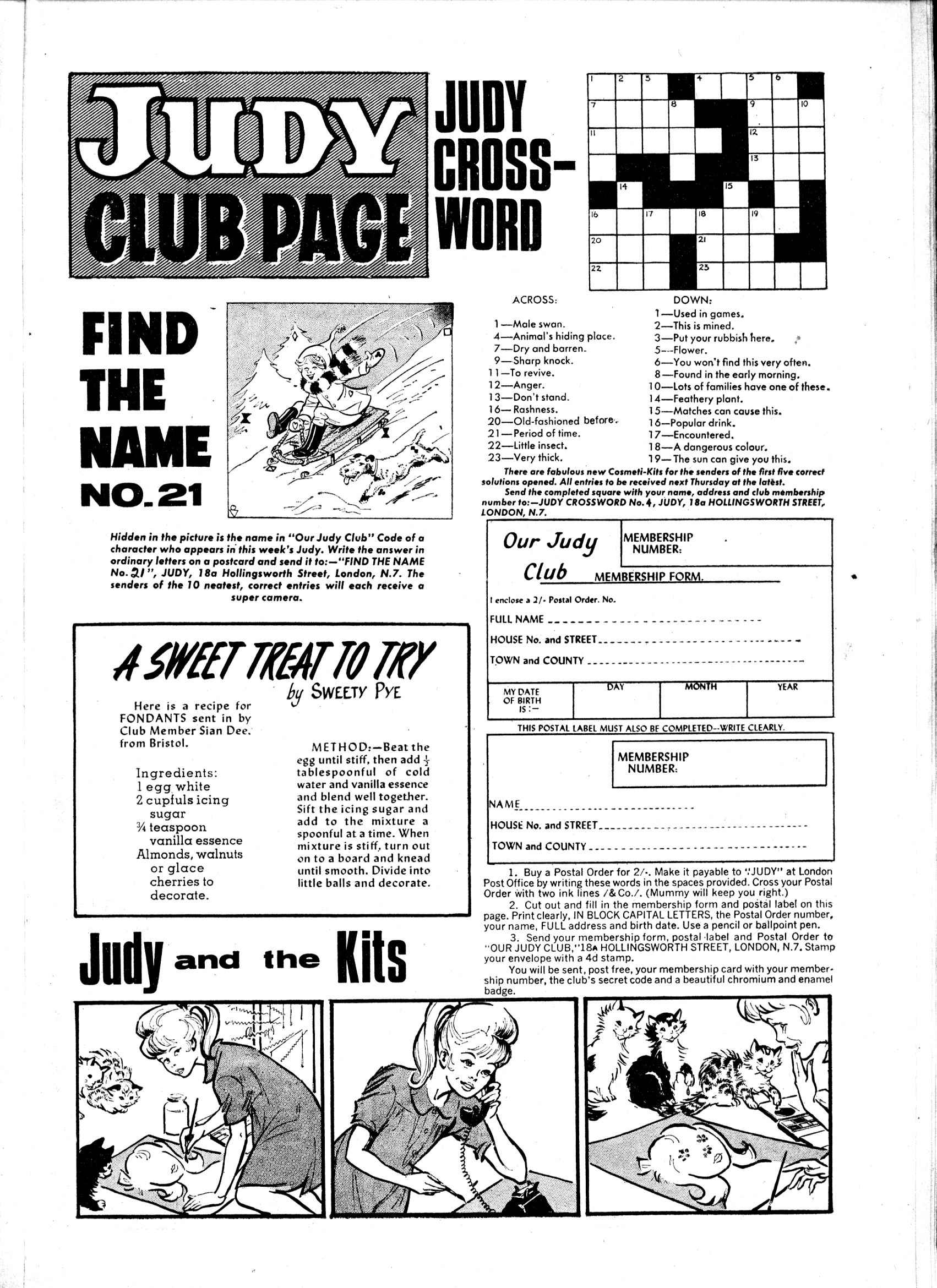 Read online Judy comic -  Issue #365 - 7