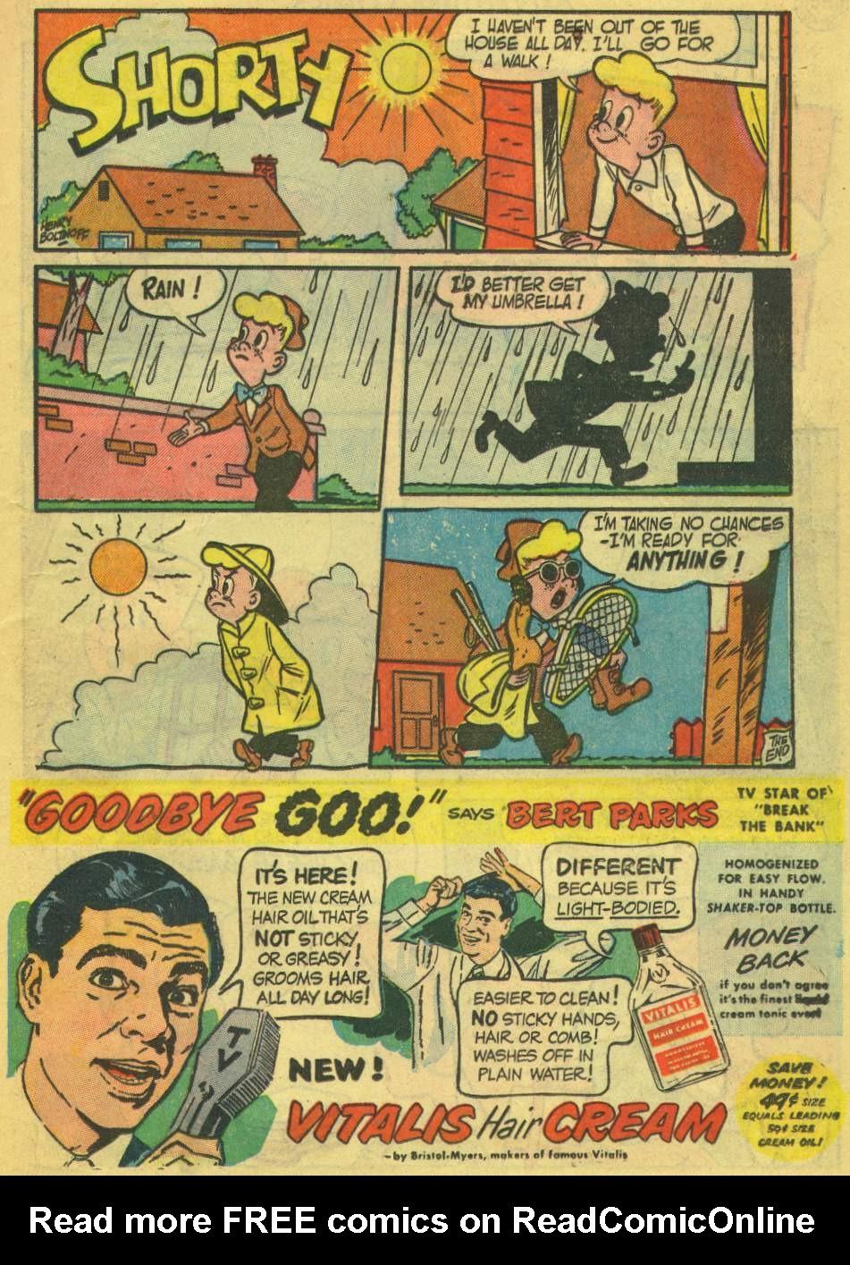 Read online Adventure Comics (1938) comic -  Issue #168 - 29