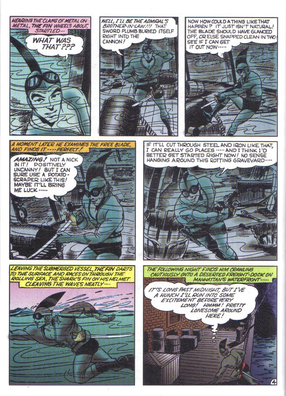 Read online Comedy Comics (1942) comic -  Issue #9 - 13