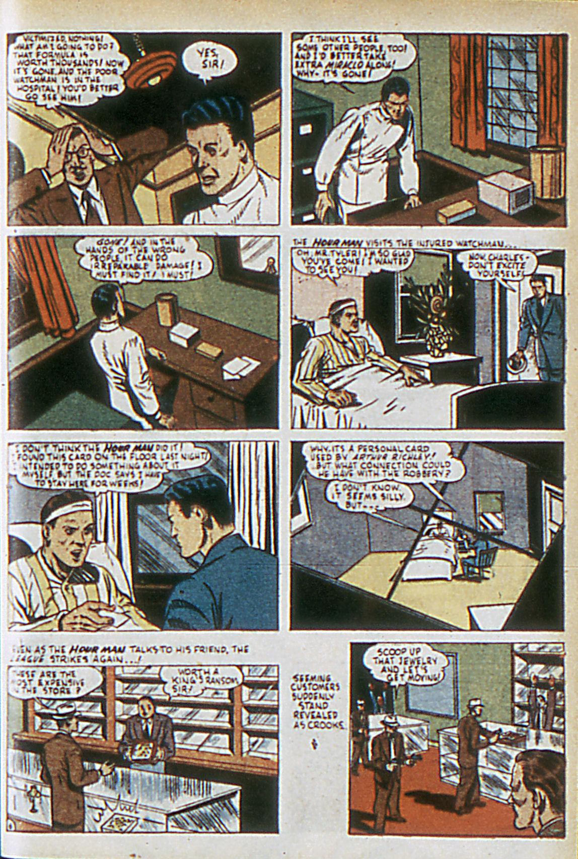 Read online Adventure Comics (1938) comic -  Issue #63 - 38