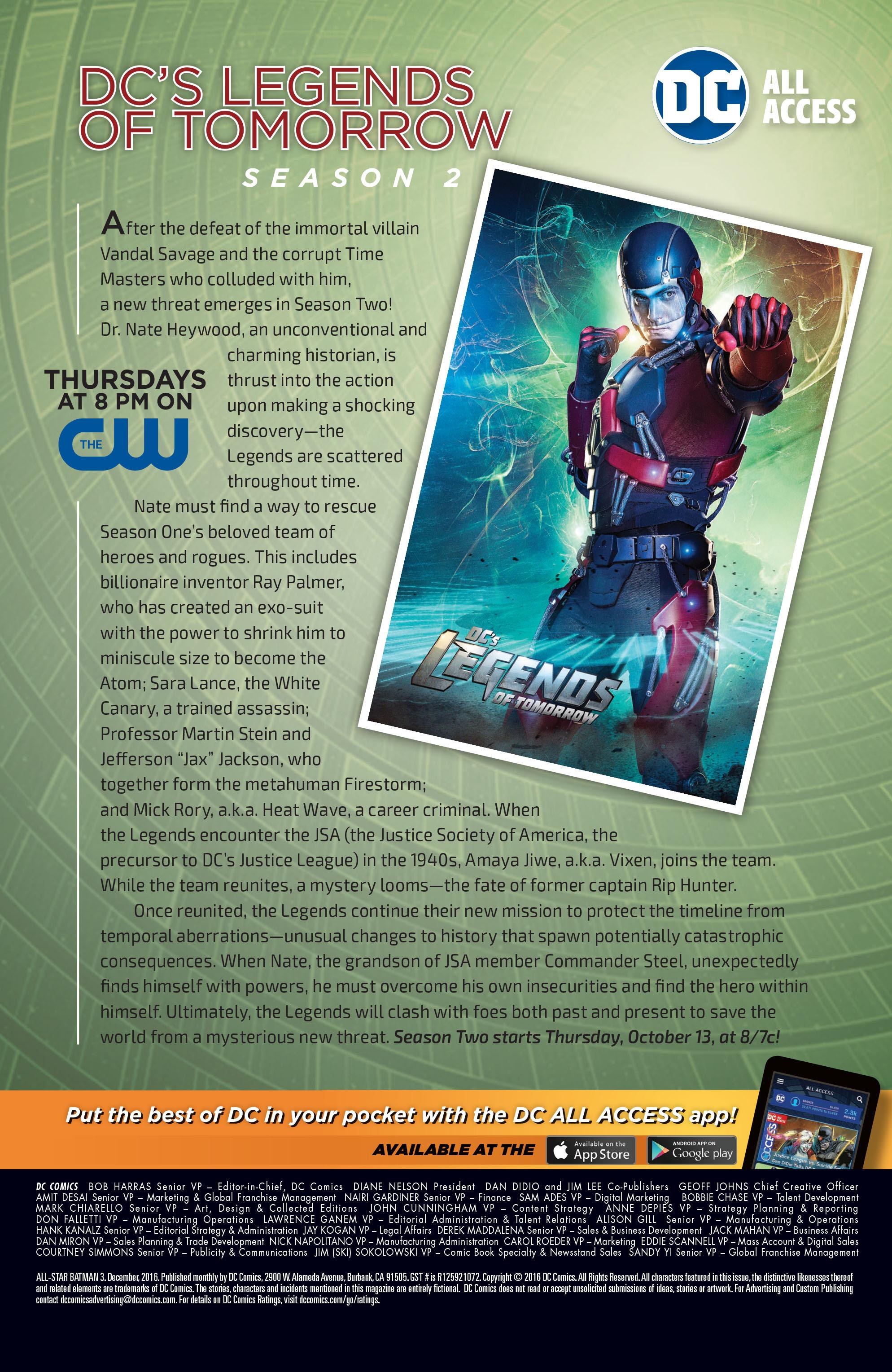 Read online All-Star Batman comic -  Issue #3 - 36