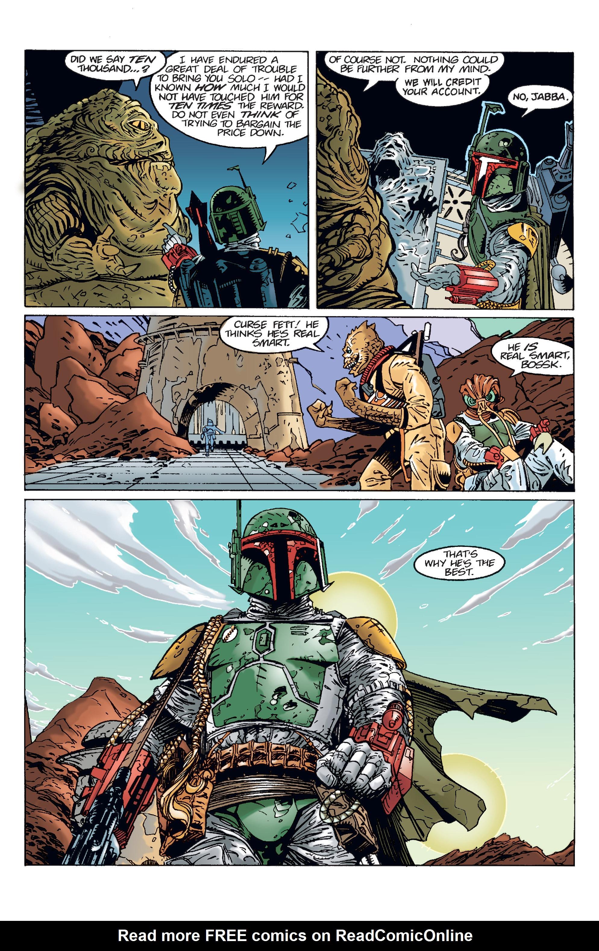 Read online Star Wars Omnibus comic -  Issue # Vol. 11 - 152