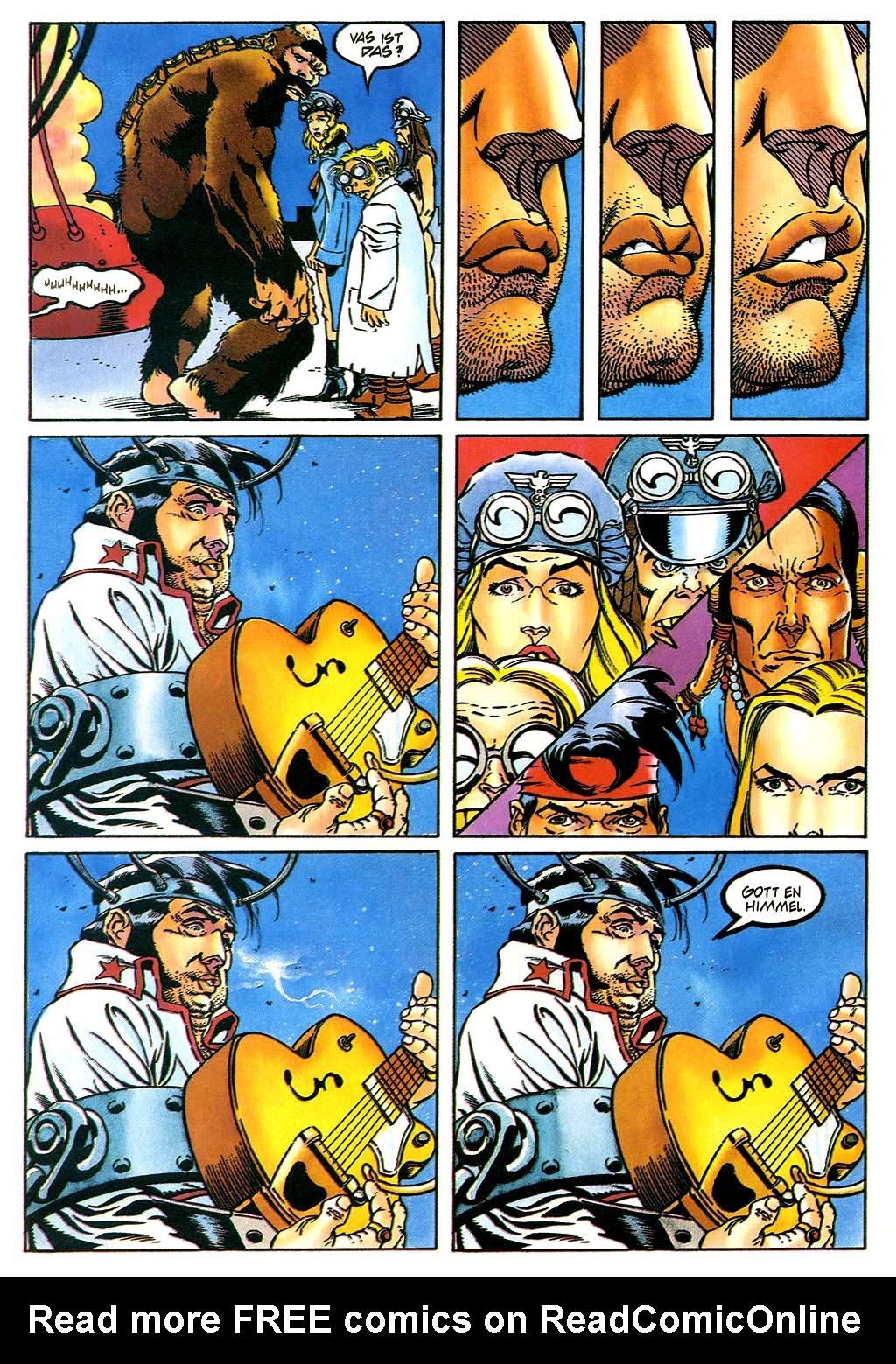 Read online Turok, Dinosaur Hunter (1993) comic -  Issue #38 - 16