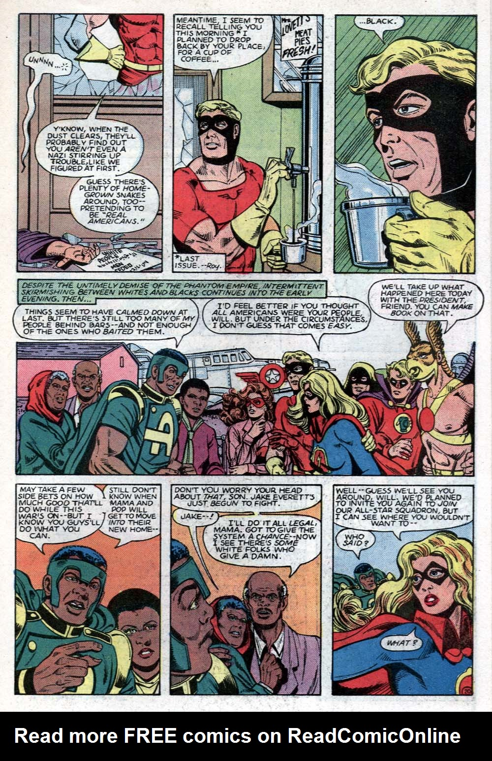 Read online All-Star Squadron comic -  Issue #40 - 21