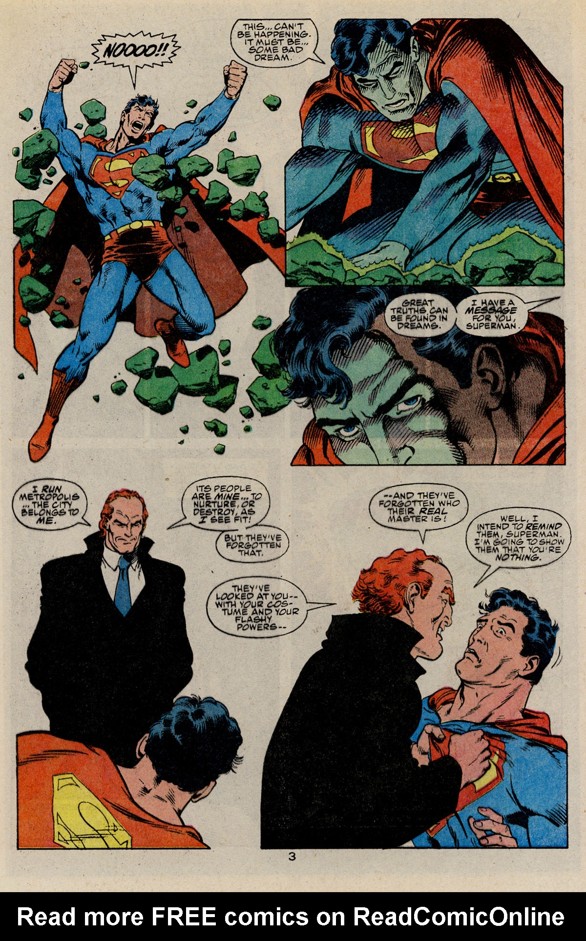 Read online Action Comics (1938) comic -  Issue #668 - 5