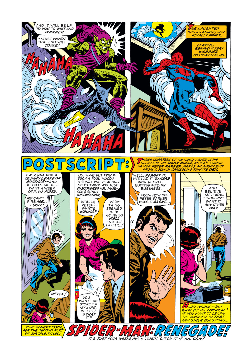 The Amazing Spider-Man (1963) 136 Page 17