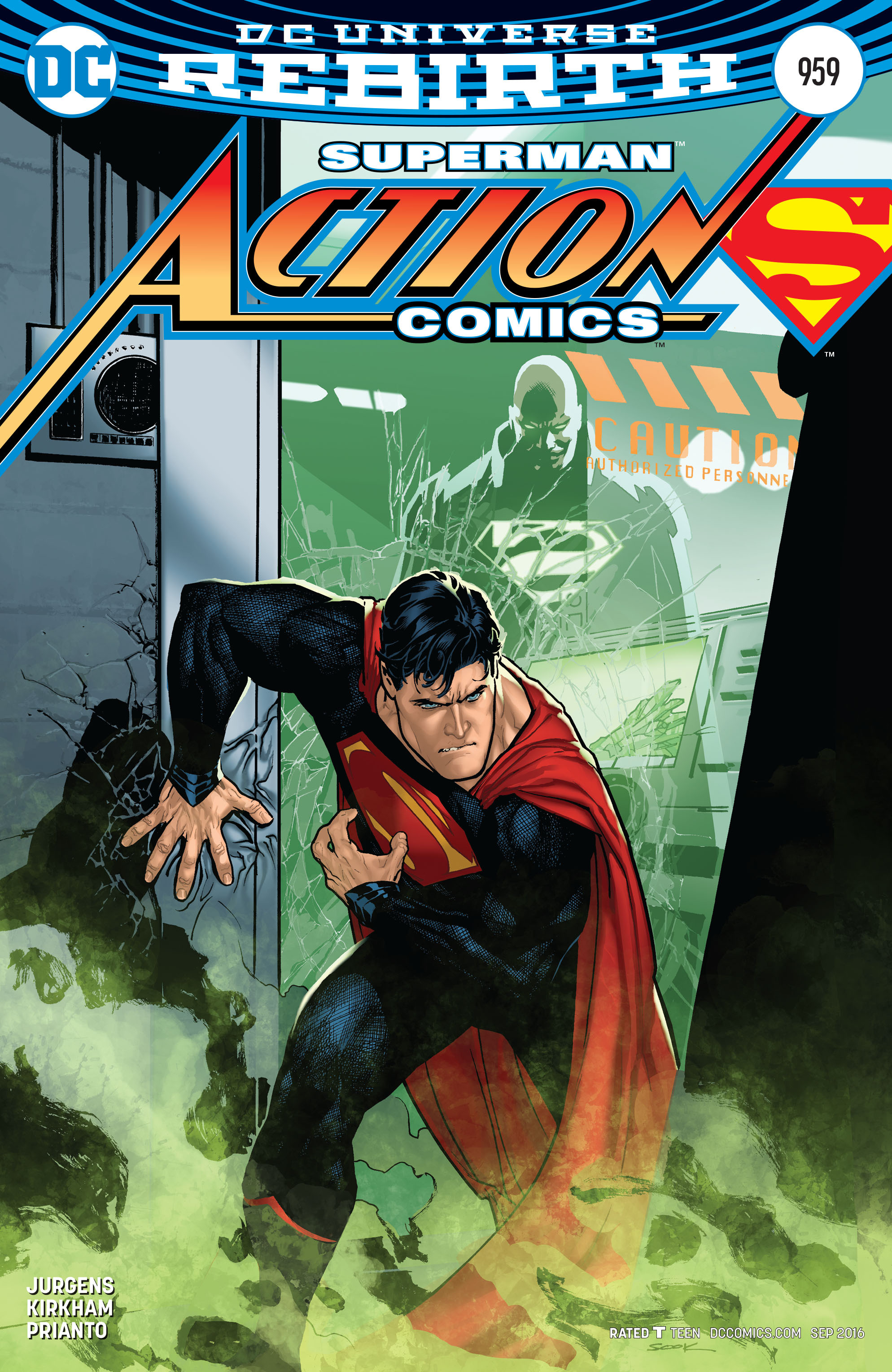 Read online Action Comics (2016) comic -  Issue #959 - 3