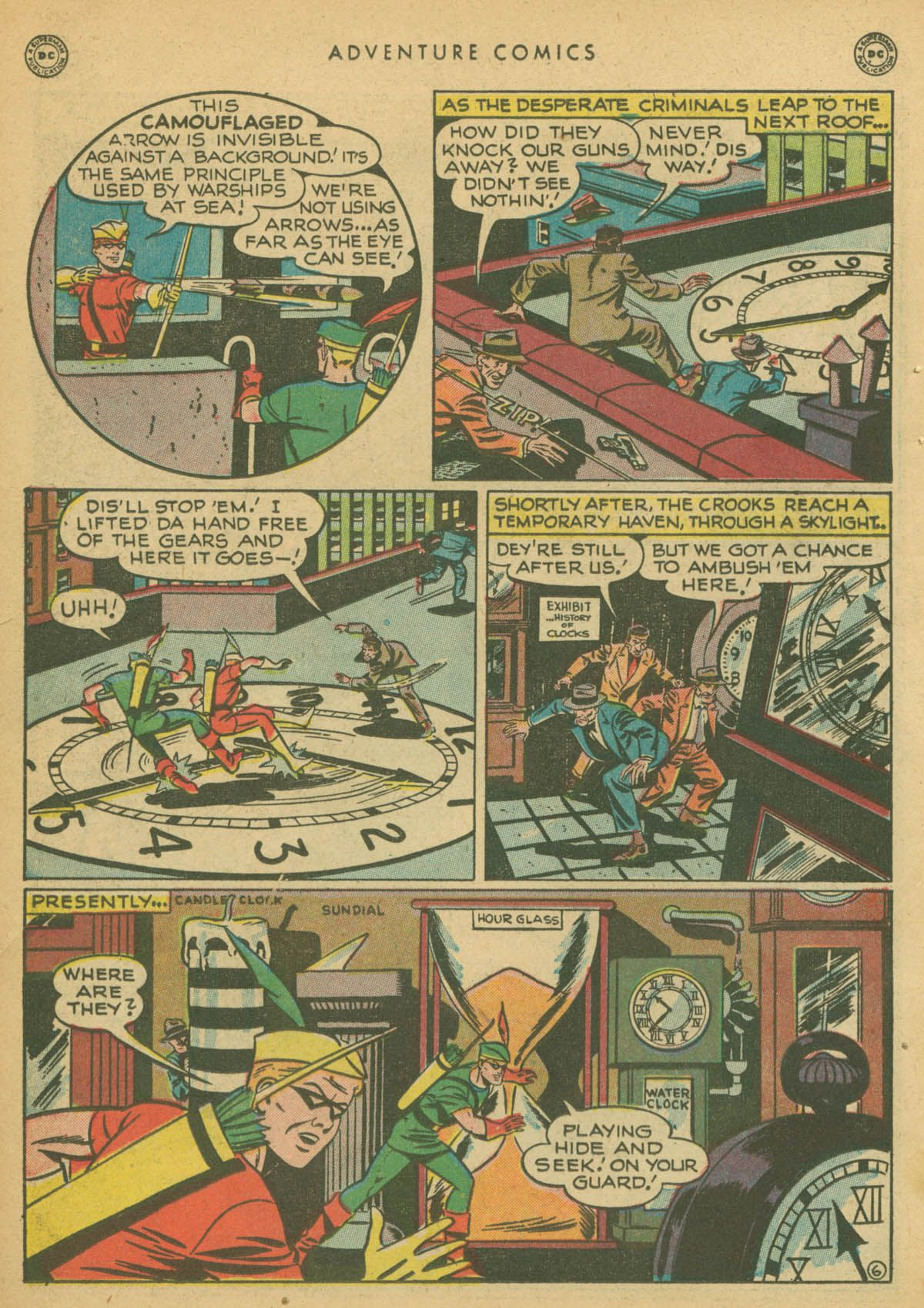 Read online Adventure Comics (1938) comic -  Issue #142 - 19