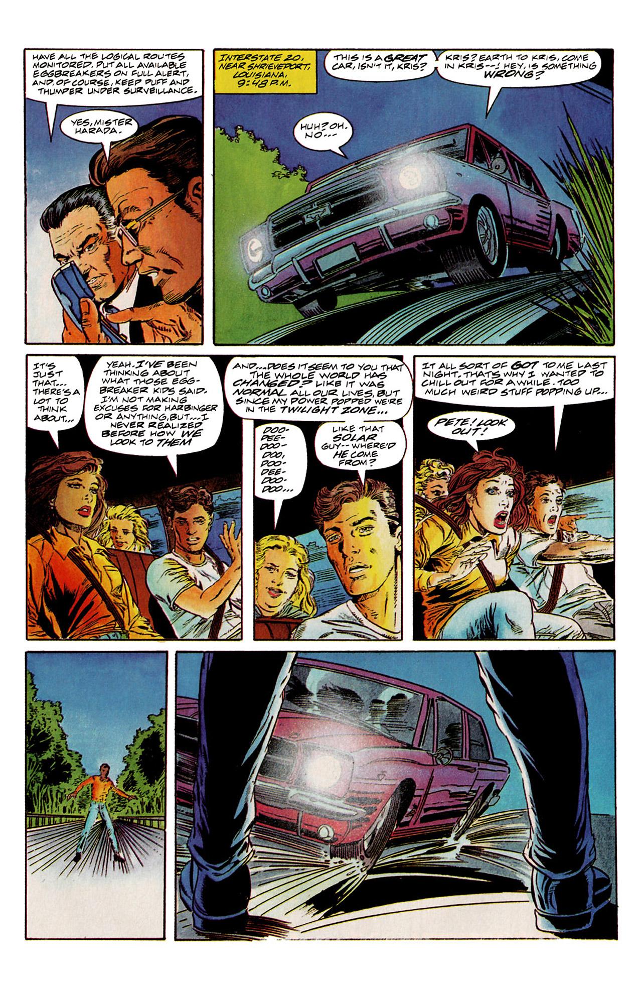 Read online Harbinger (1992) comic -  Issue #6 - 14