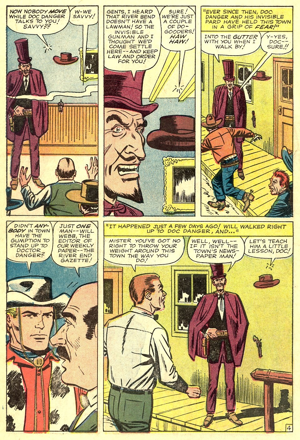 Kid Colt Outlaw issue 116 - Page 6