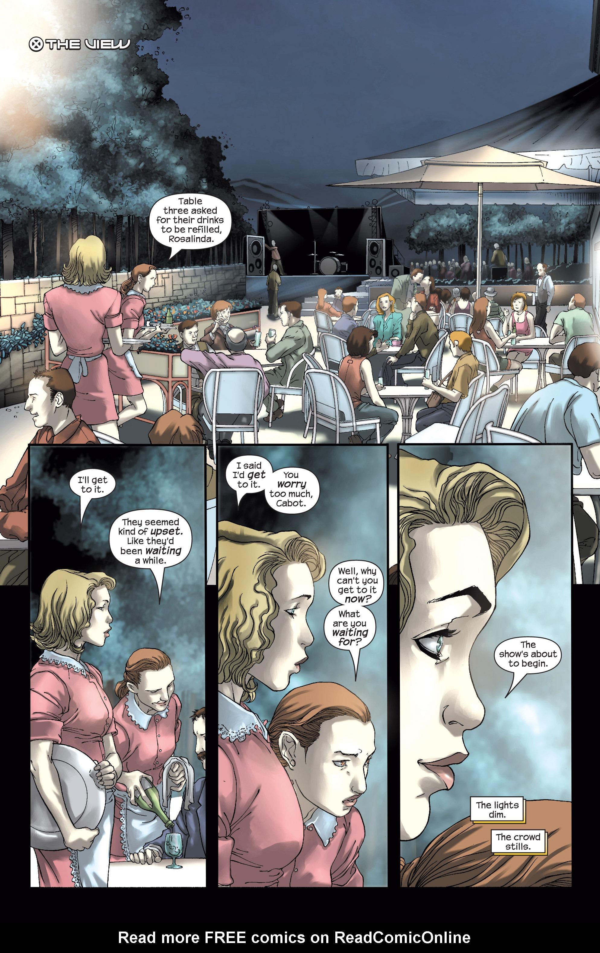 Read online Uncanny X-Men (1963) comic -  Issue #437 - 18