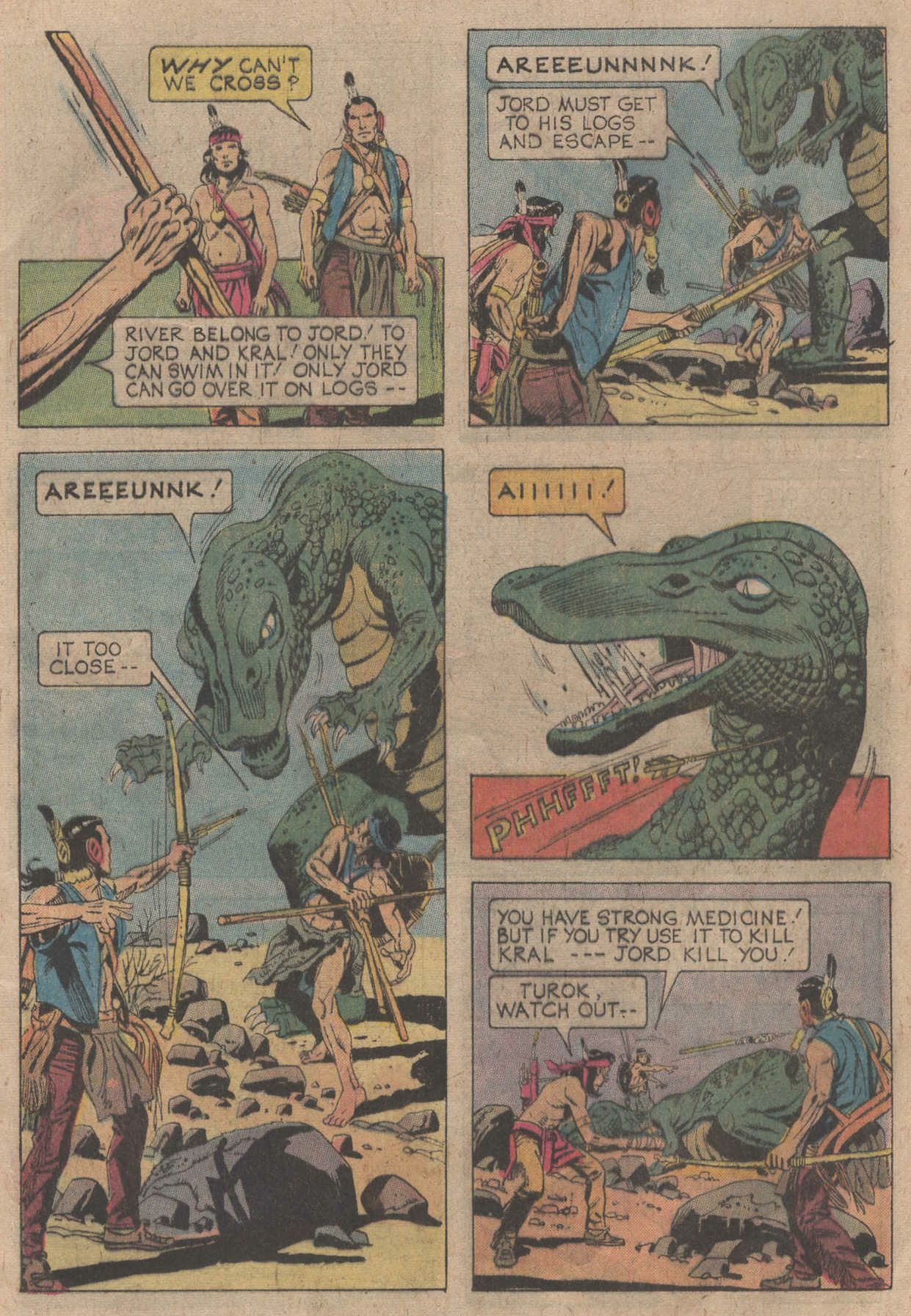 Read online Turok, Son of Stone comic -  Issue #106 - 5