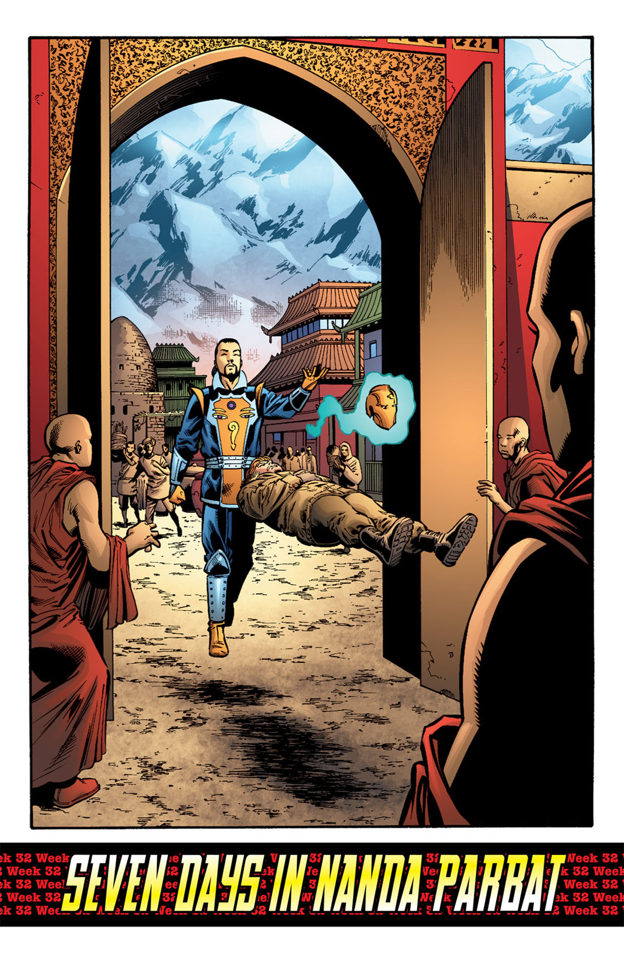 Read online 52 comic -  Issue #32 - 6
