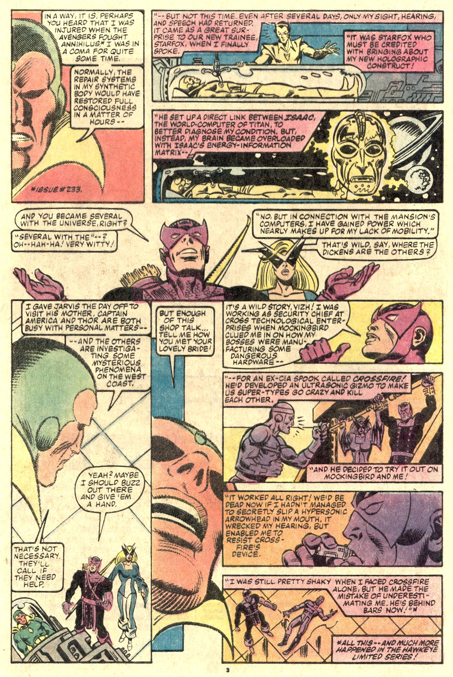 The Avengers (1963) 239 Page 3