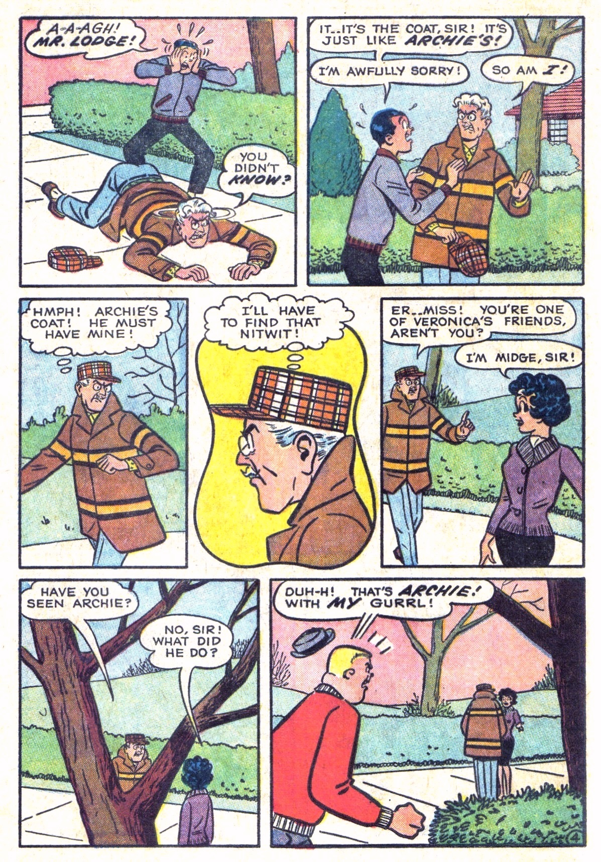 Read online Archie (1960) comic -  Issue #134 - 32