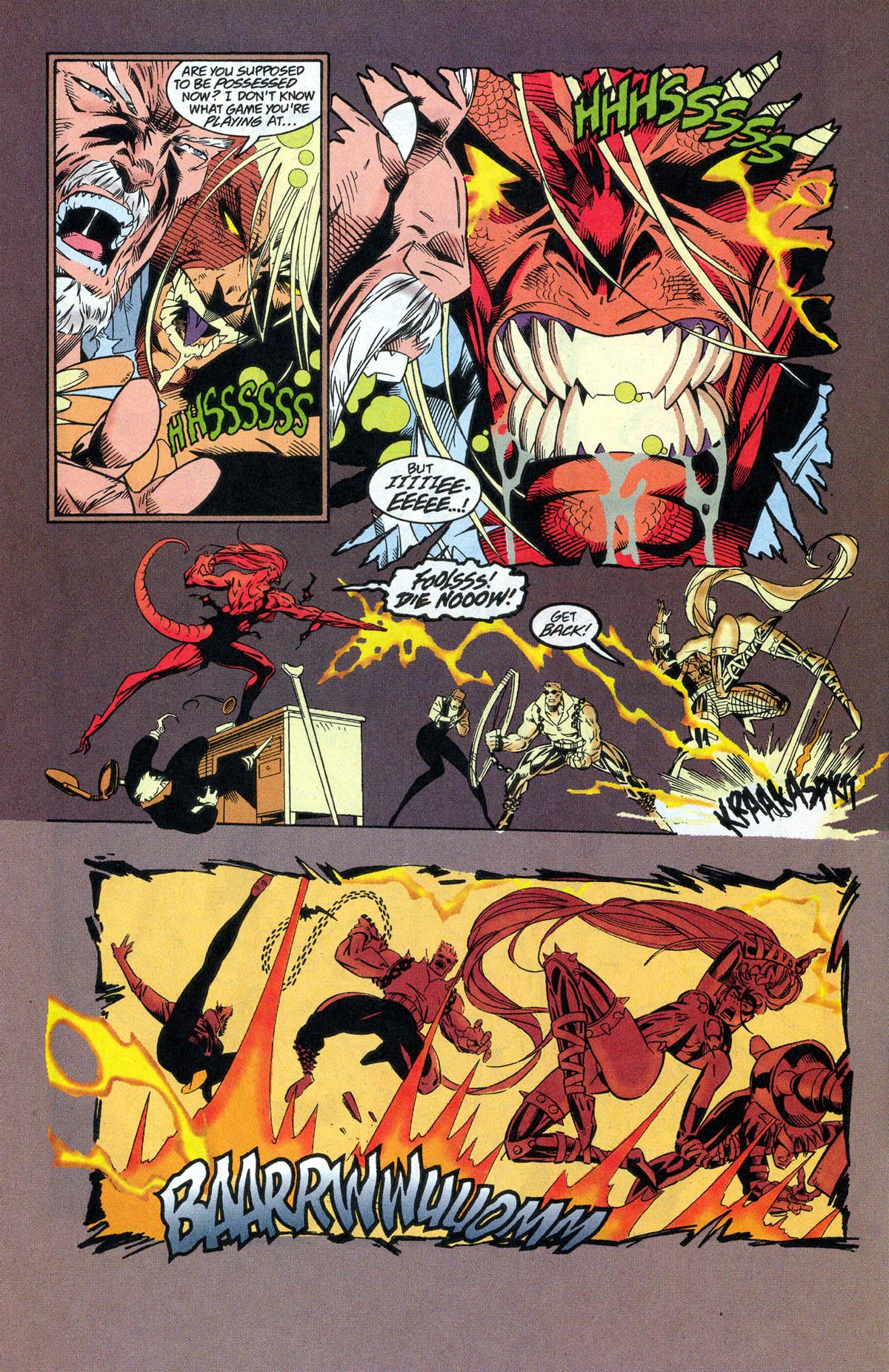 Read online Artemis: Requiem comic -  Issue #2 - 27