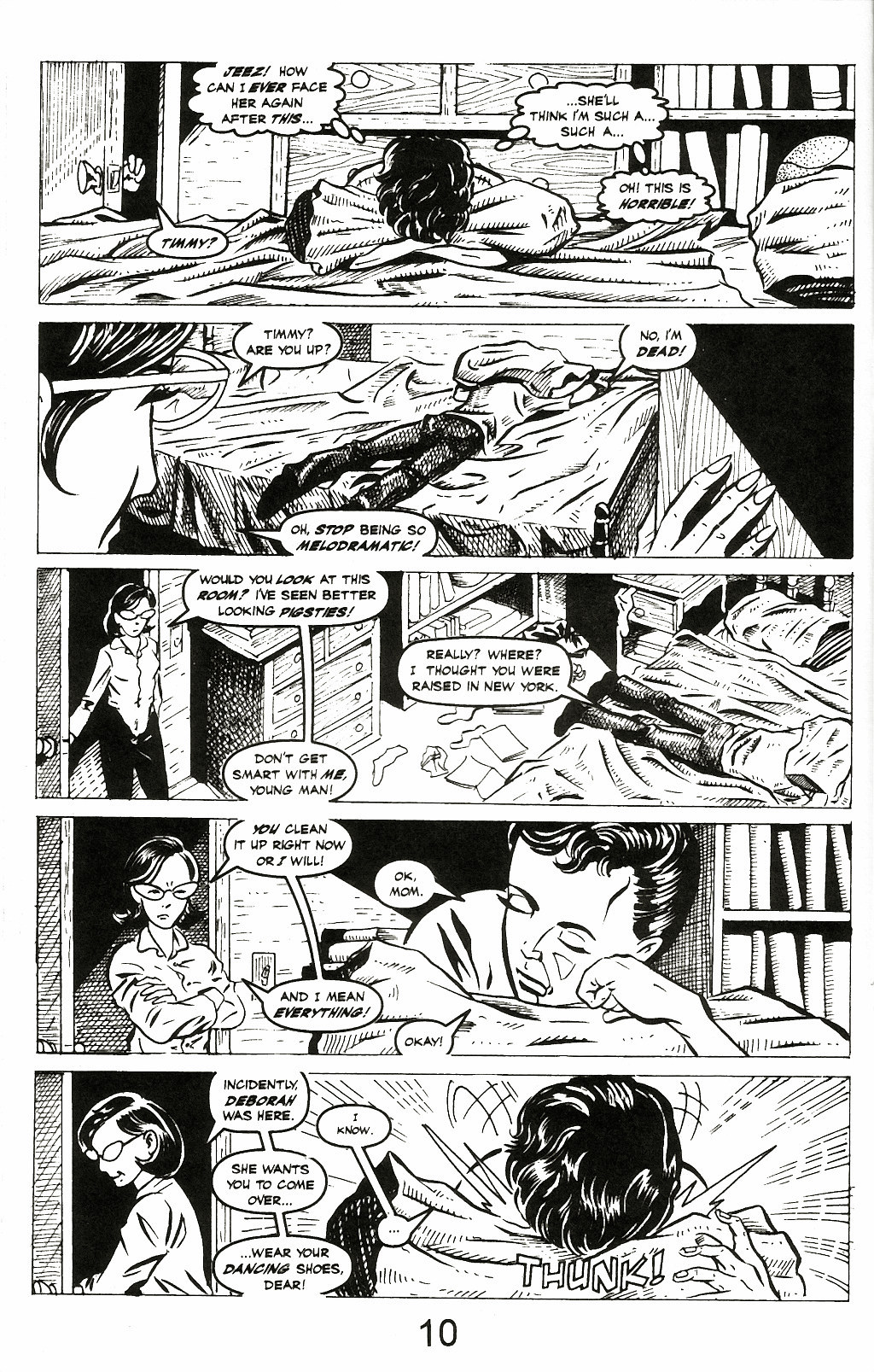 Read online A Touch of Silver comic -  Issue #2 - 12