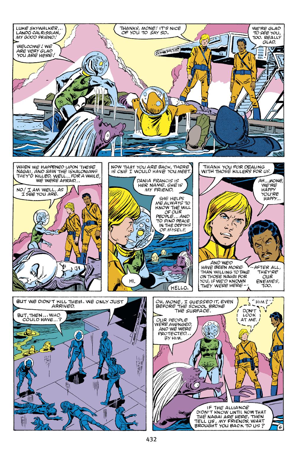Read online Star Wars Omnibus comic -  Issue # Vol. 21.5 - 158