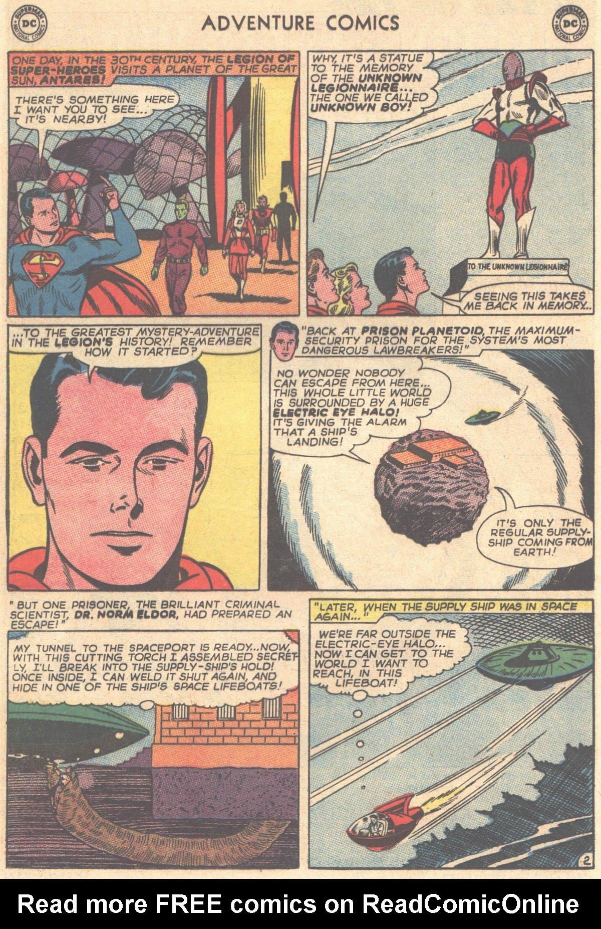 Read online Adventure Comics (1938) comic -  Issue #334 - 4