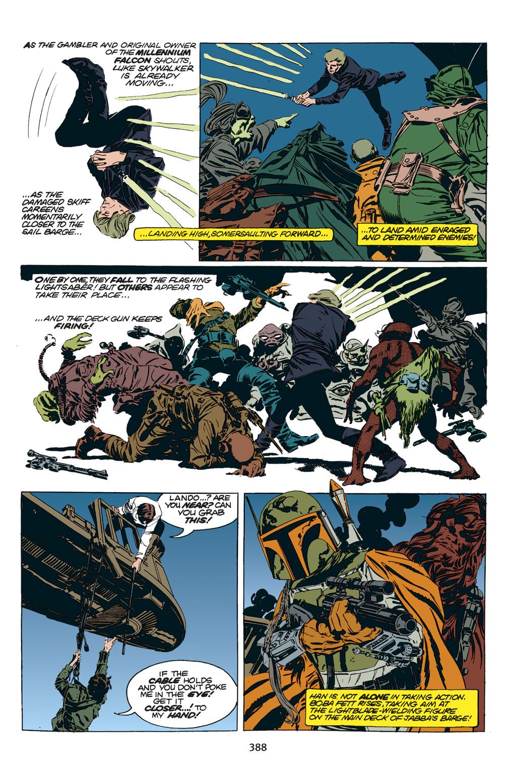 Read online Star Wars Omnibus comic -  Issue # Vol. 18.5 - 106