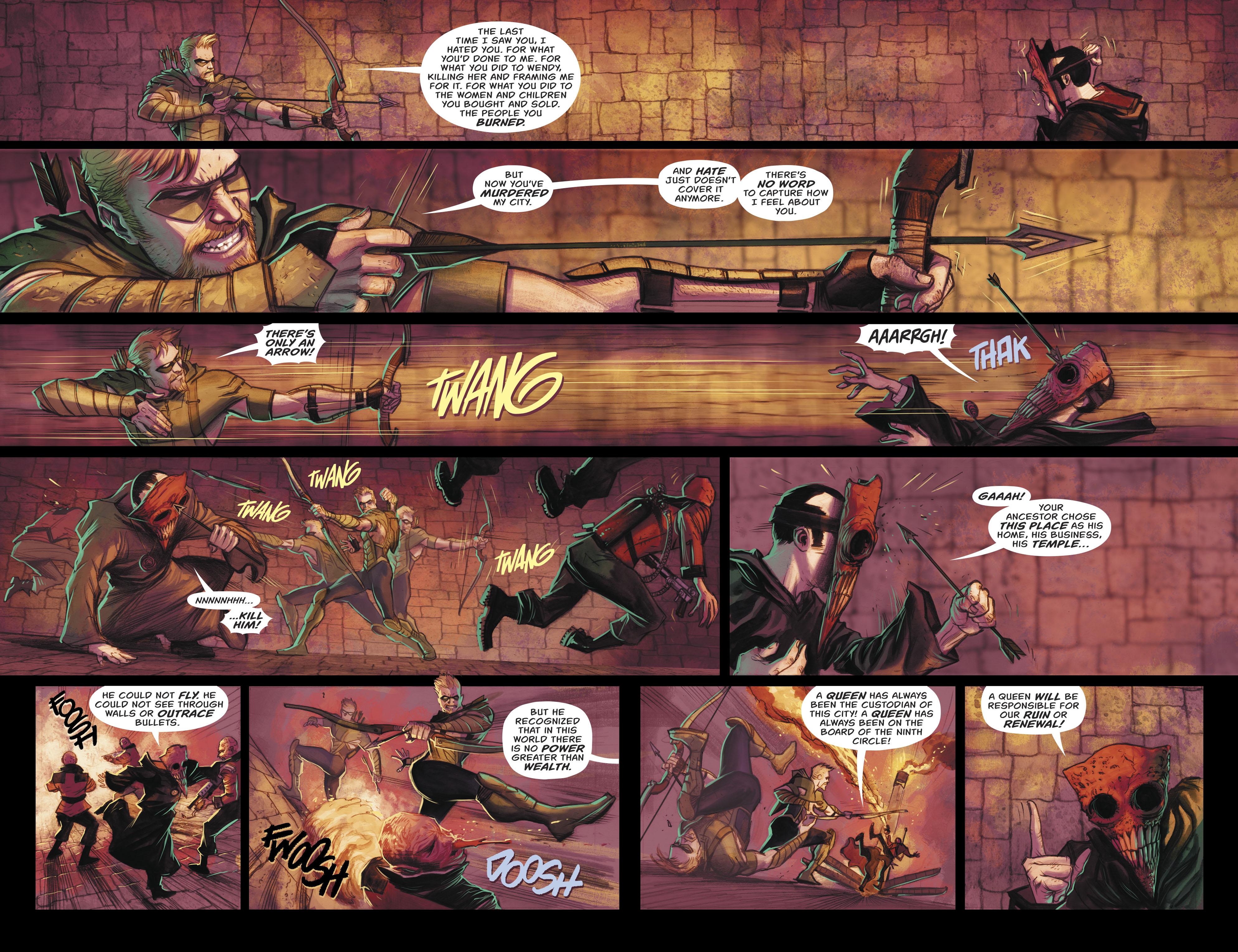 Read online Green Arrow (2016) comic -  Issue #24 - 10