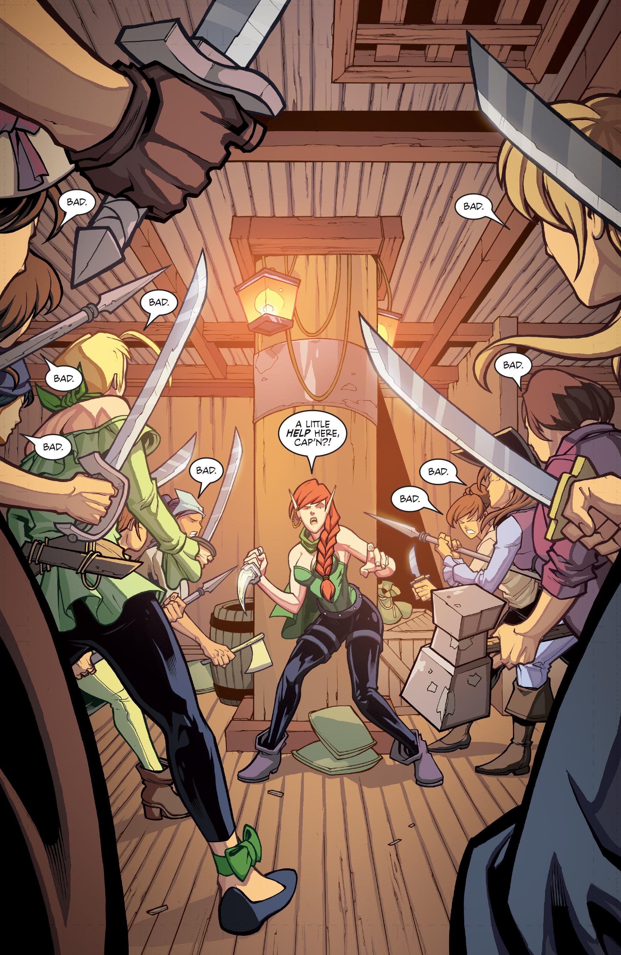 Read online Skullkickers comic -  Issue #16 - 8