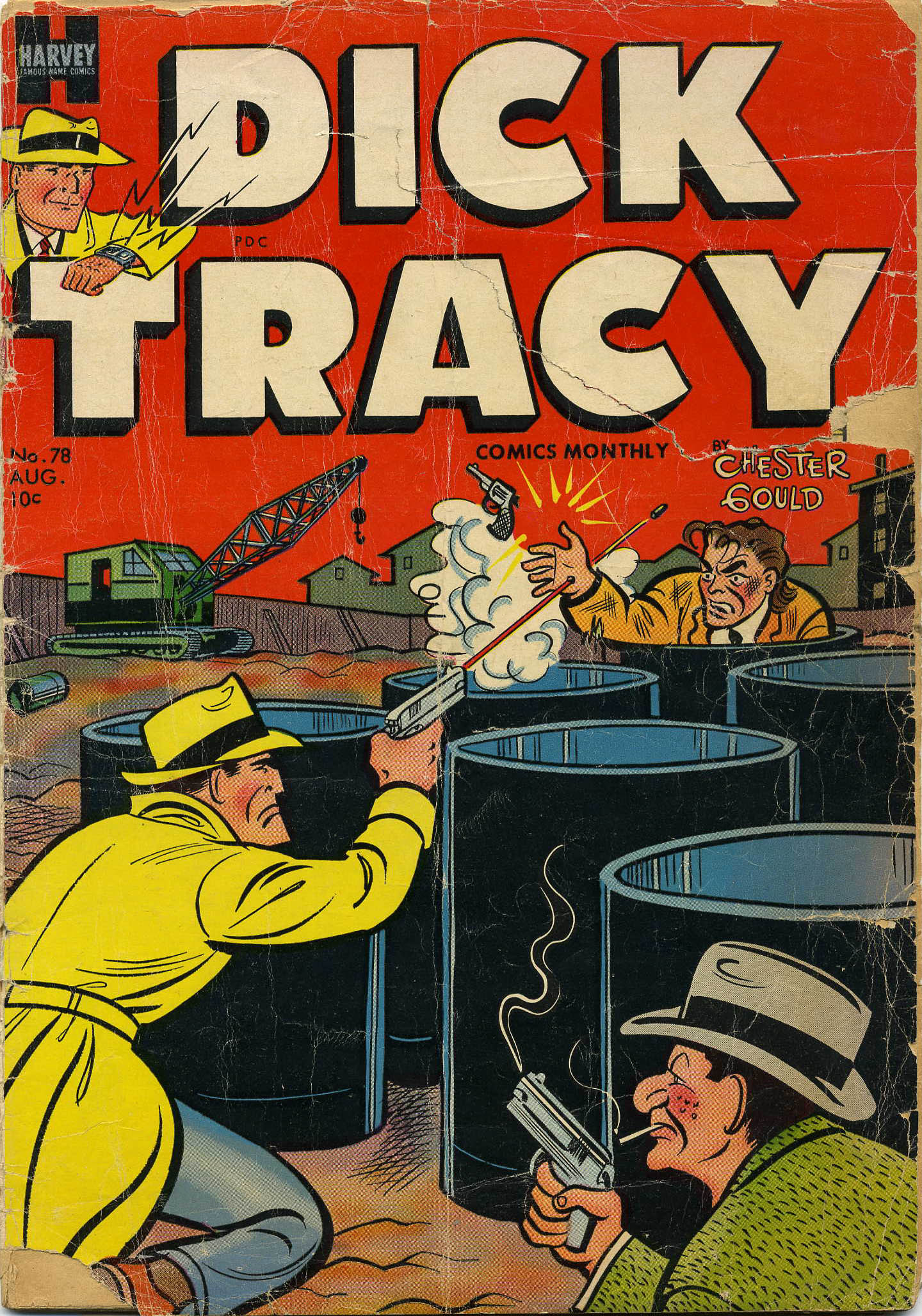 Dick Tracy (1950) 78 Page 1