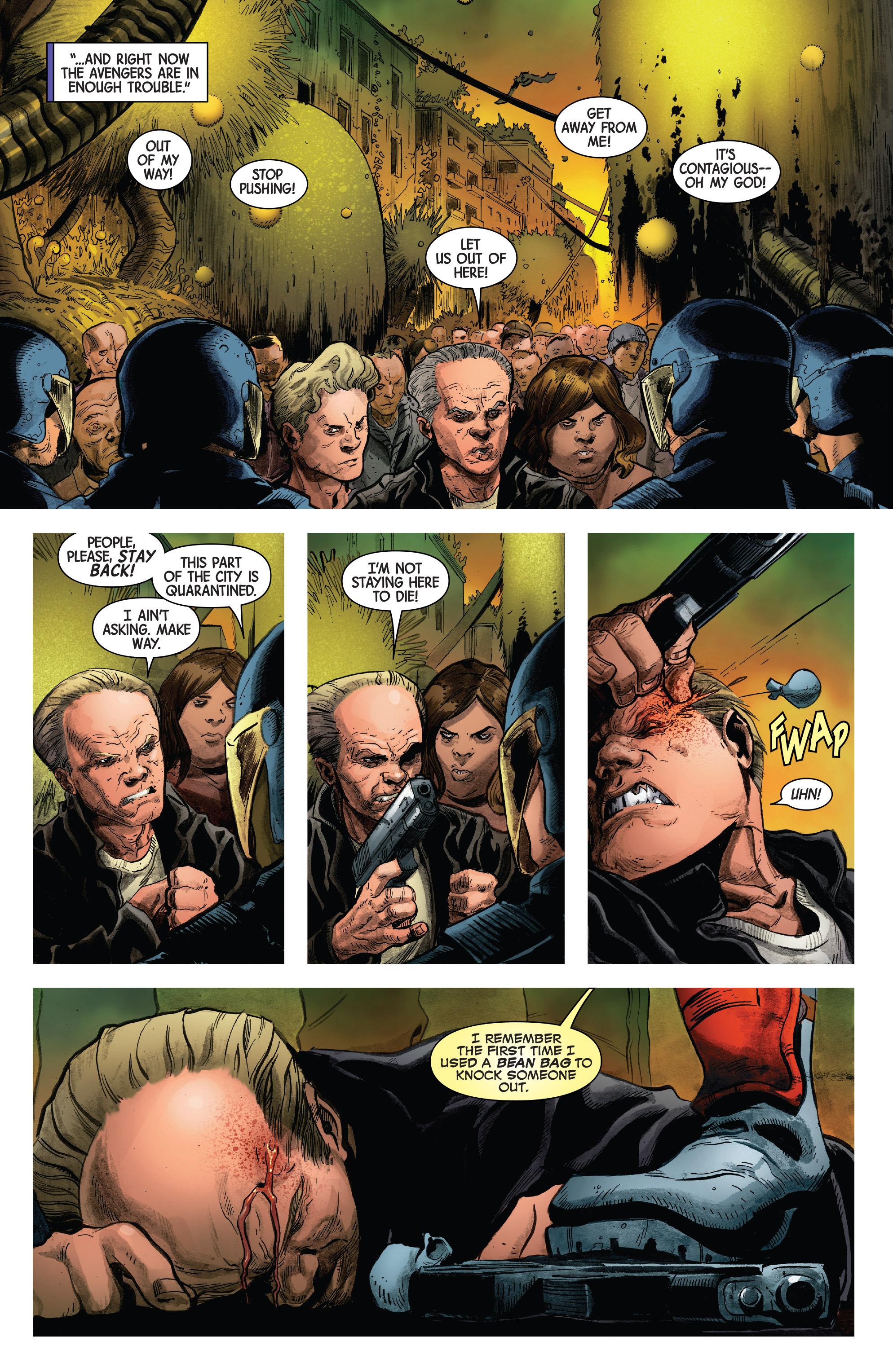 Read online Uncanny Avengers [II] comic -  Issue #3 - 7
