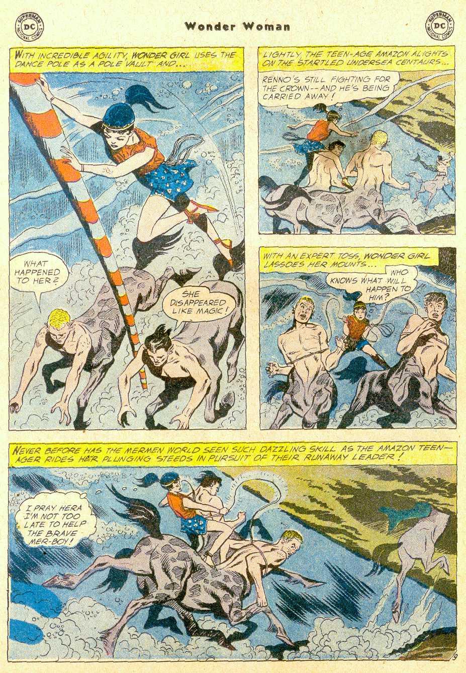 Read online Wonder Woman (1942) comic -  Issue #111 - 30