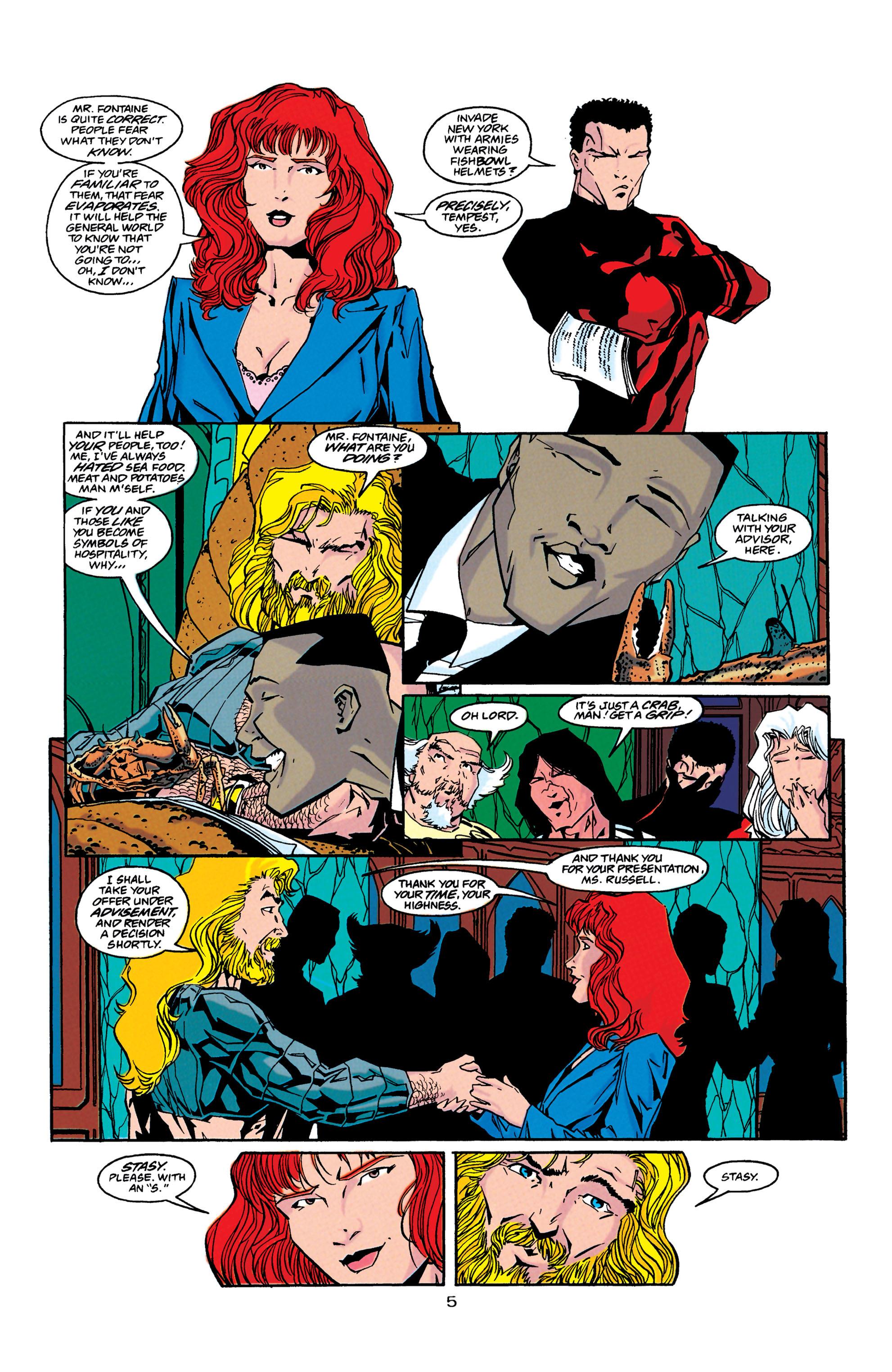 Read online Aquaman (1994) comic -  Issue #38 - 6