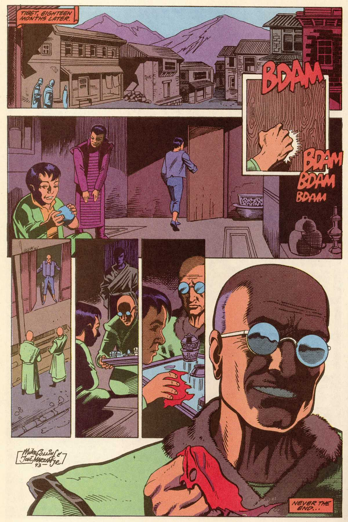 Read online Peter Cannon--Thunderbolt (1992) comic -  Issue #12 - 23