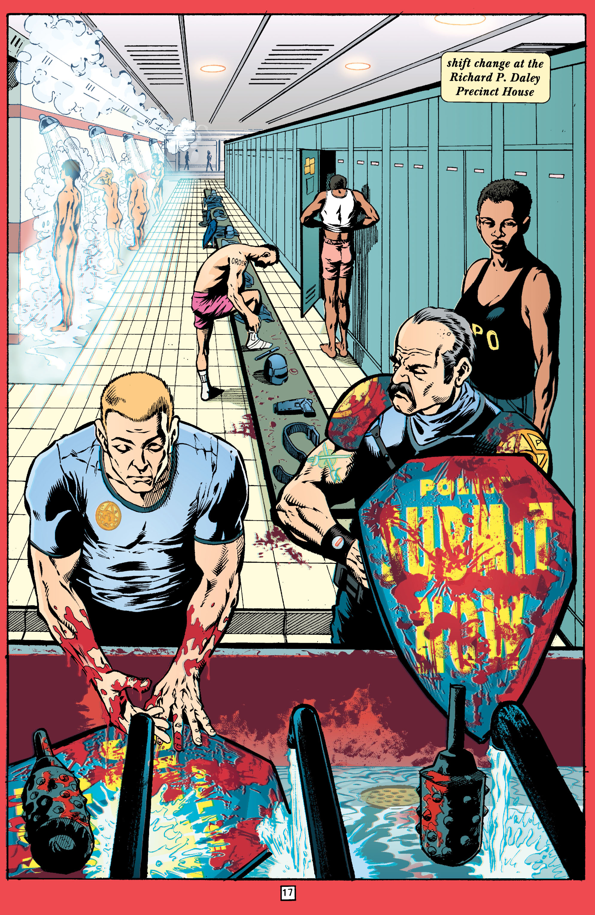 Read online Transmetropolitan comic -  Issue #22 - 18
