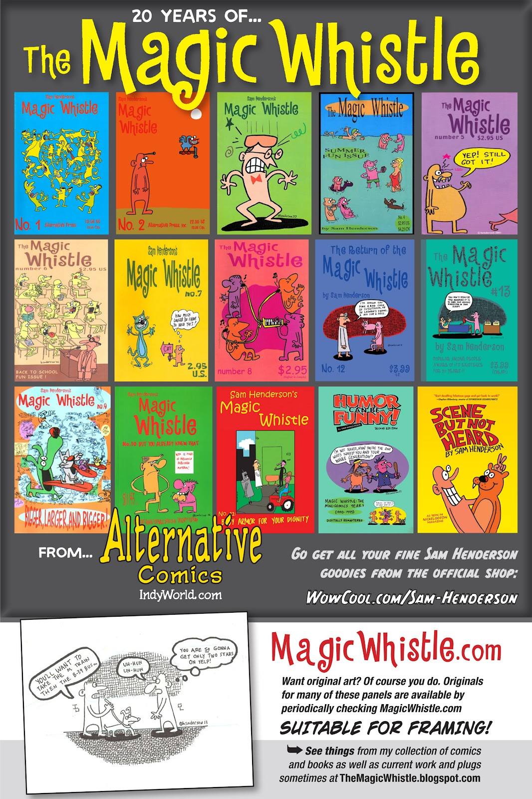 Read online Magic Whistle comic -  Issue #13 - 32