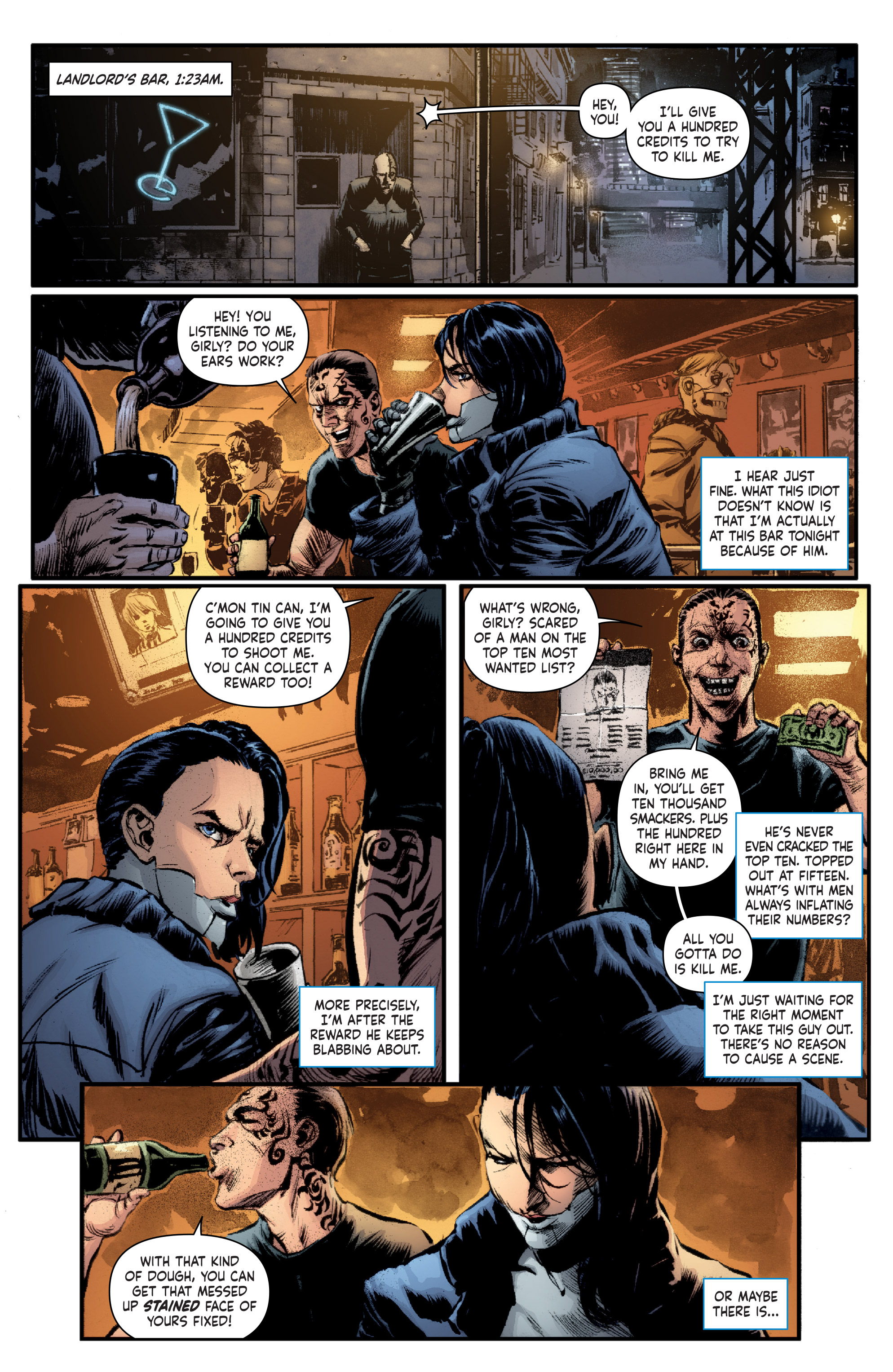 Read online Red Dog comic -  Issue #4 - 38
