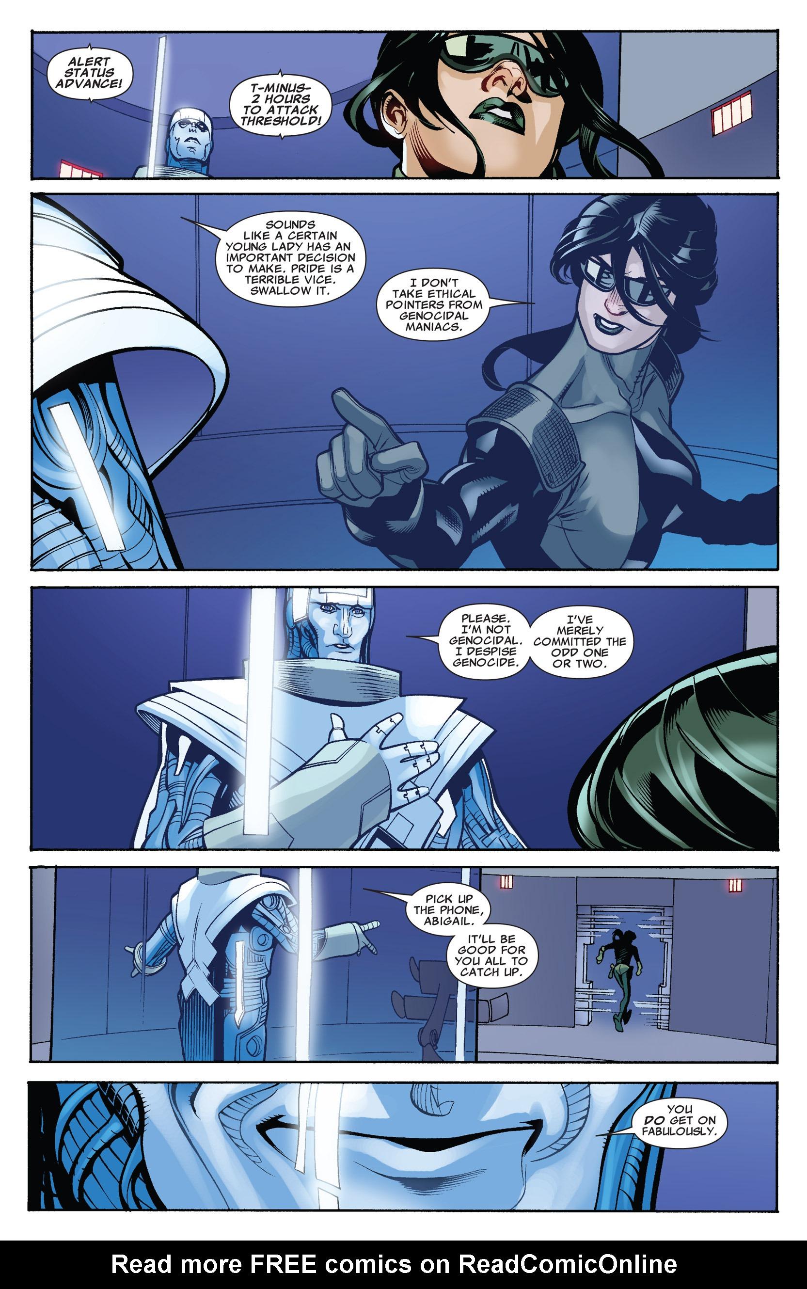 Read online Uncanny X-Men (1963) comic -  Issue #535 - 13