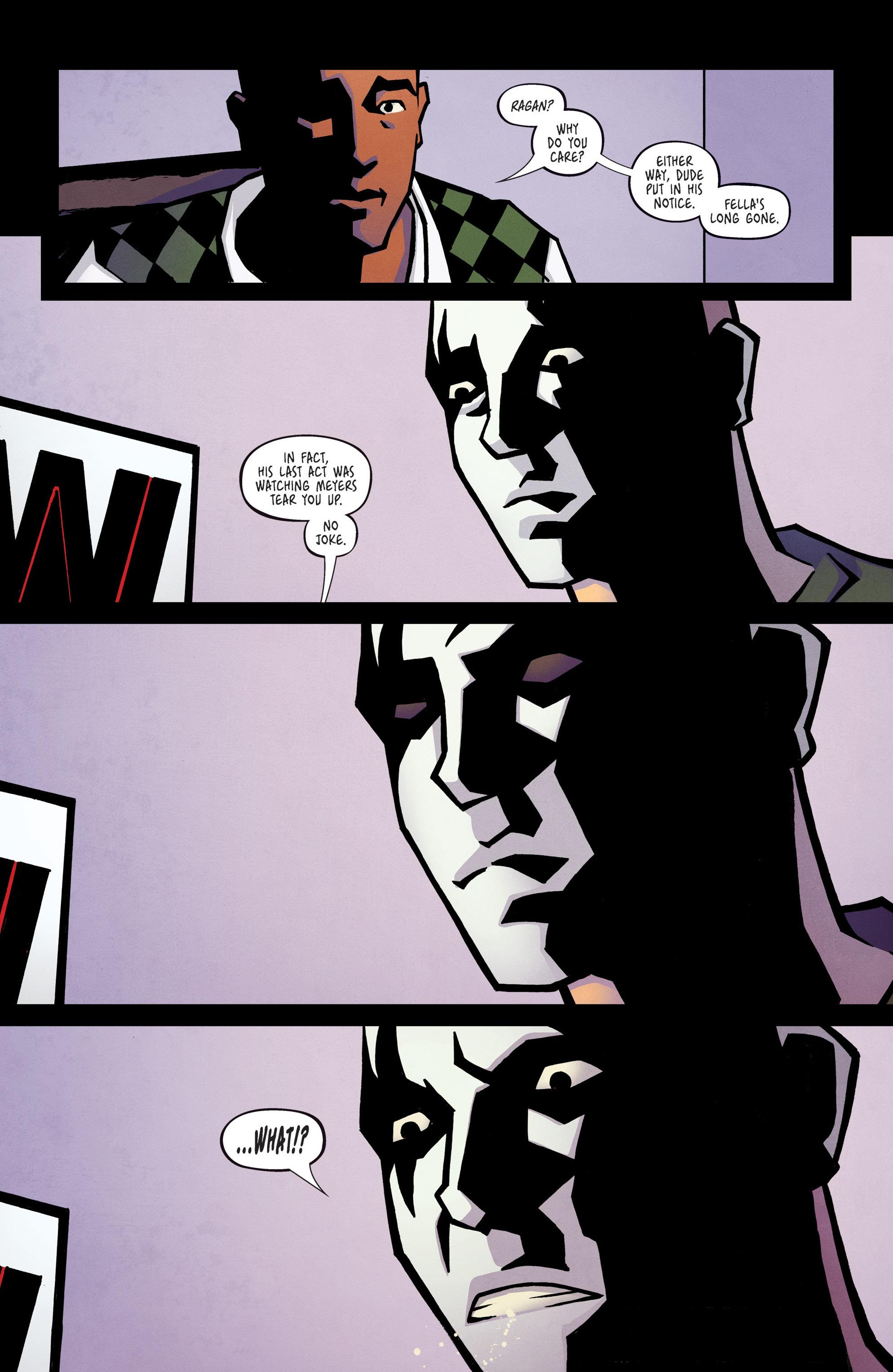 Read online Ringside comic -  Issue #10 - 5