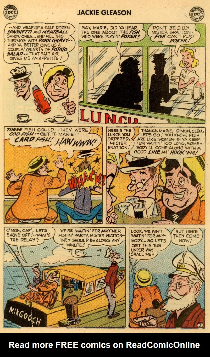 Jackie Gleason and the Honeymooners issue 8 - Page 18