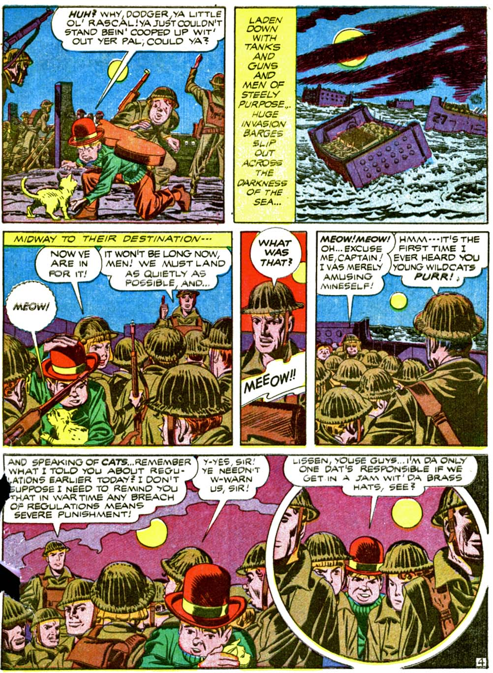 Boy Commandos issue 2 - Page 60