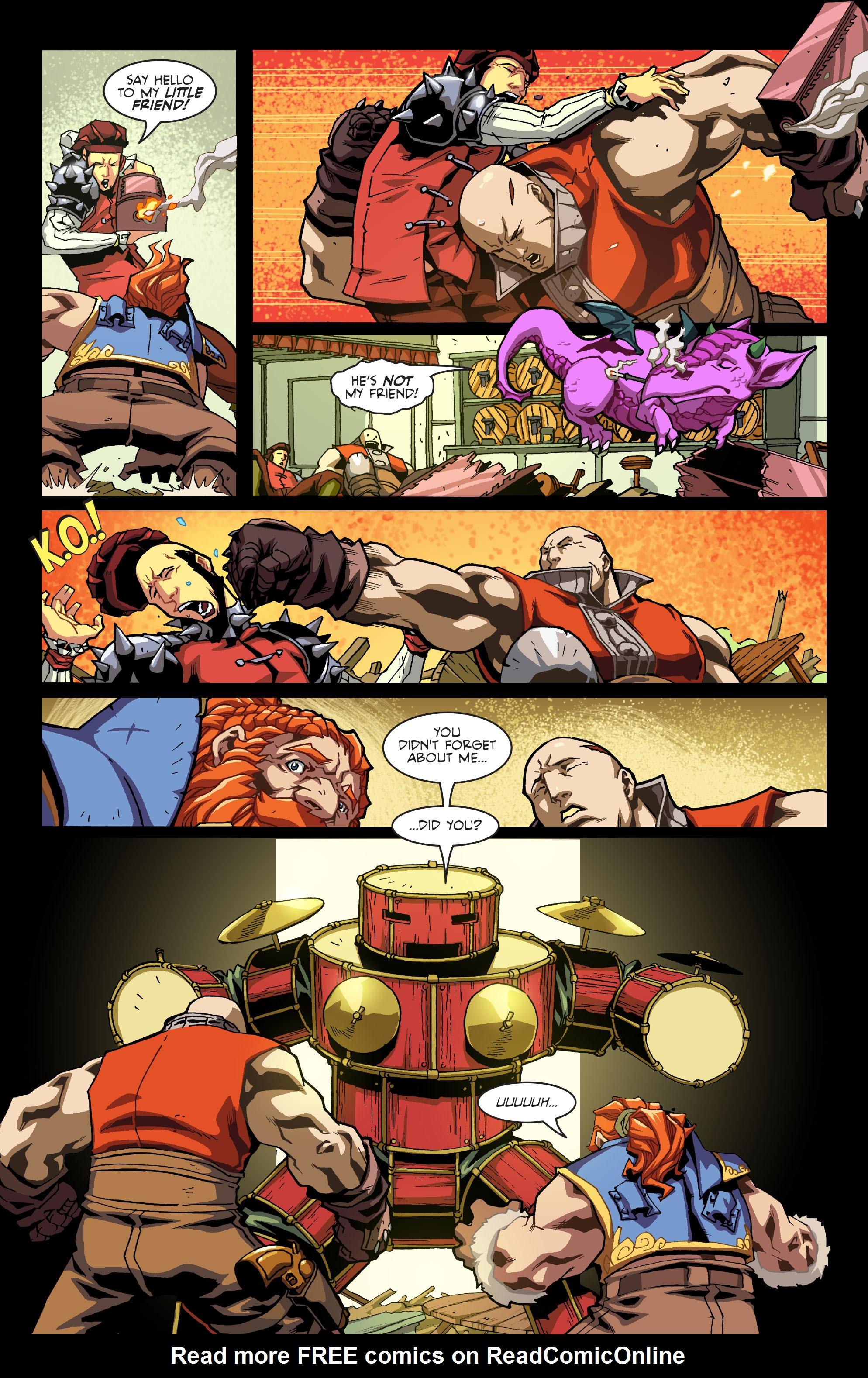 Read online Skullkickers comic -  Issue #12 - 8